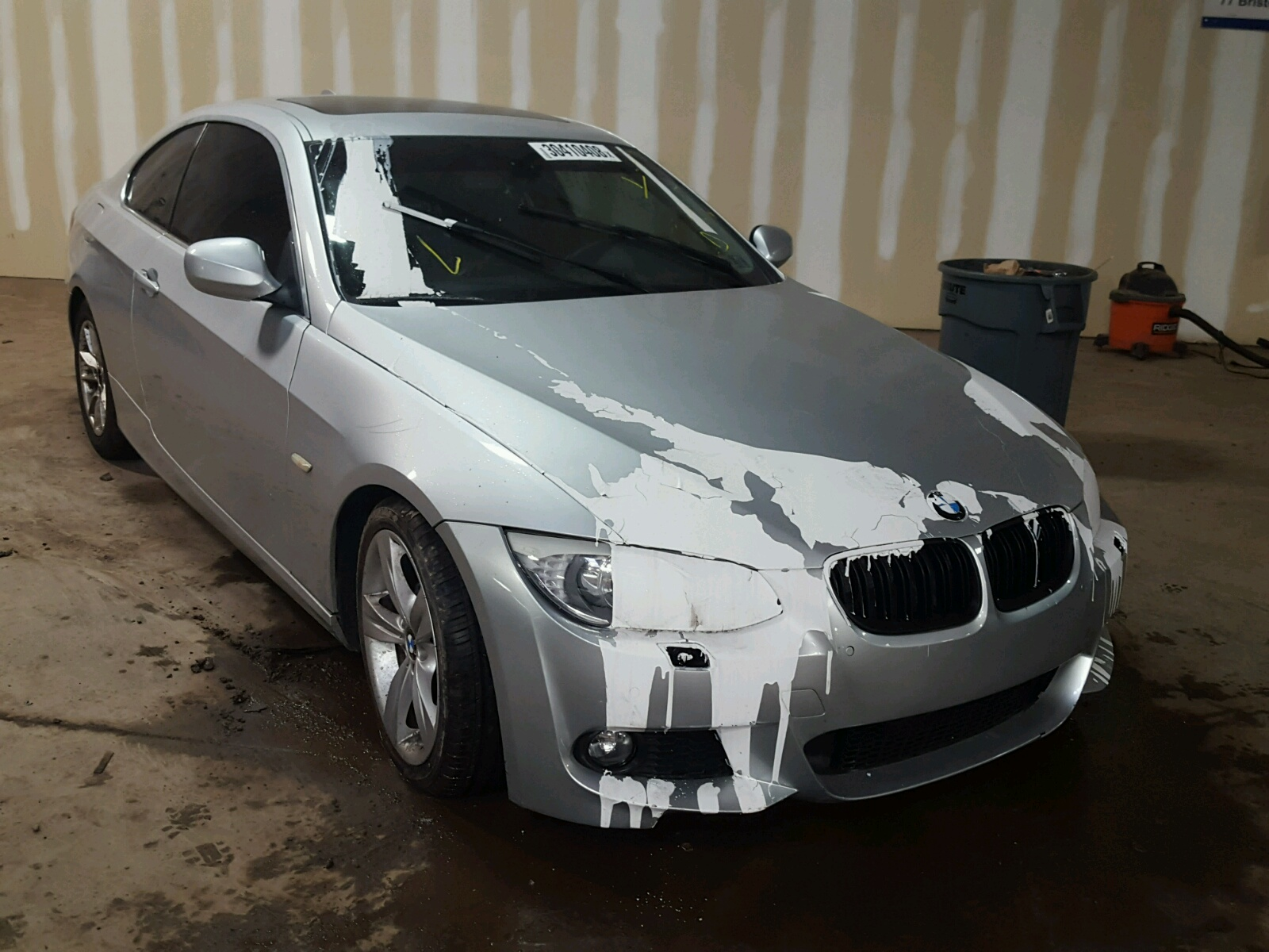 Auto Auction Ended On Vin Wba3a5c50cf344487 2012 Bmw 328i In Tn Nashville