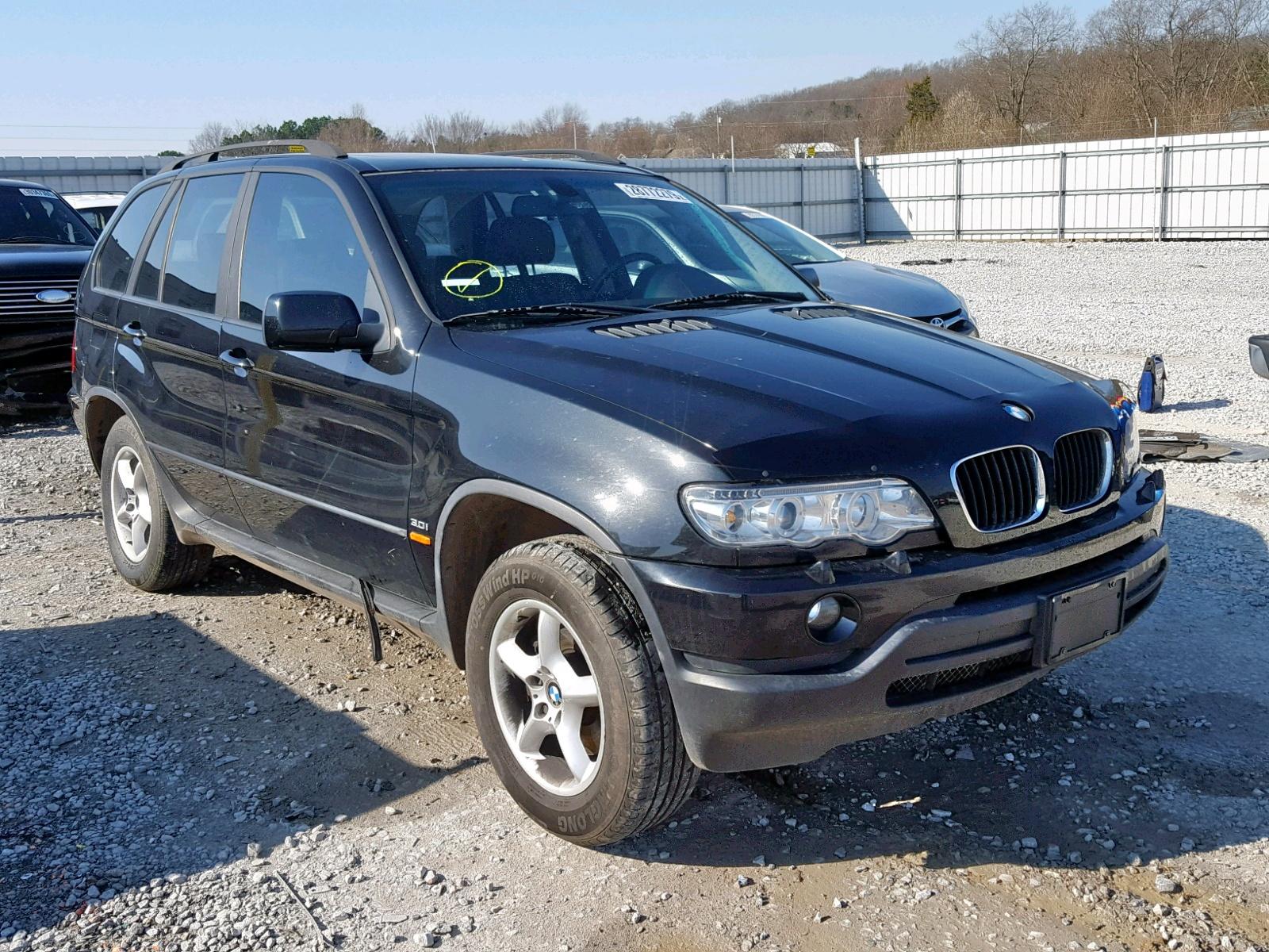 2004 x5 3.0i hp