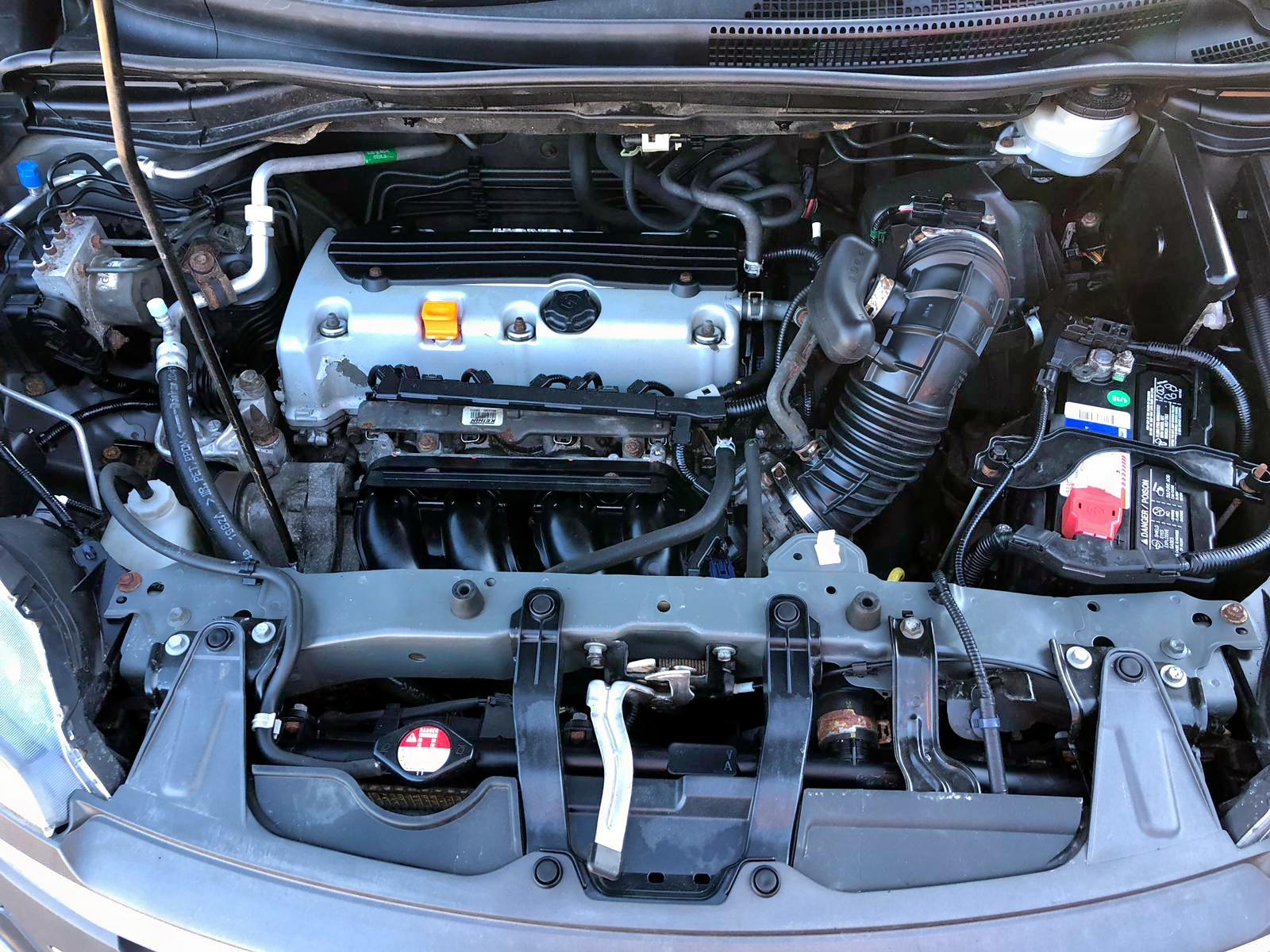 2HKRM4H73CH626699 - 2012 Honda Cr-V Exl 2.4L front view