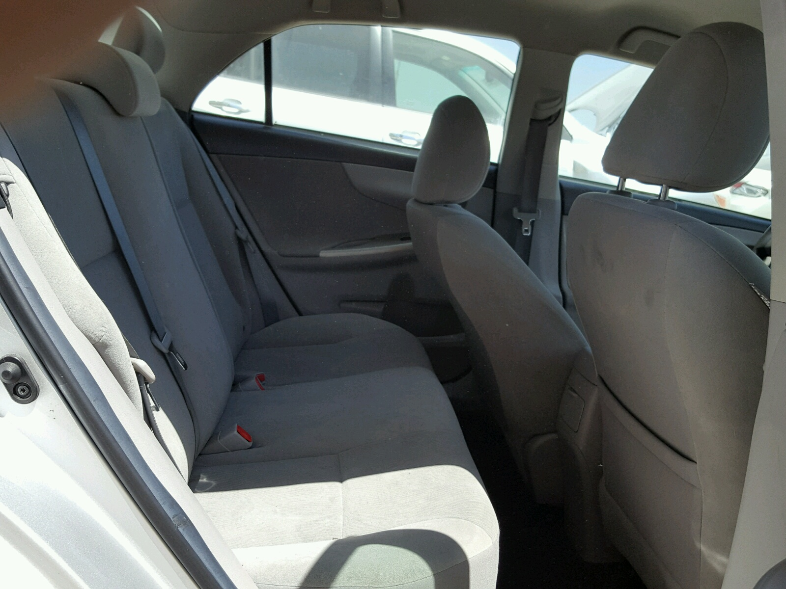5yfbu4ee4cp010985 2012 Silver Toyota Corolla Ba On Sale In Tx Door Lock Parts Diagram Moreover R 18l Detail View