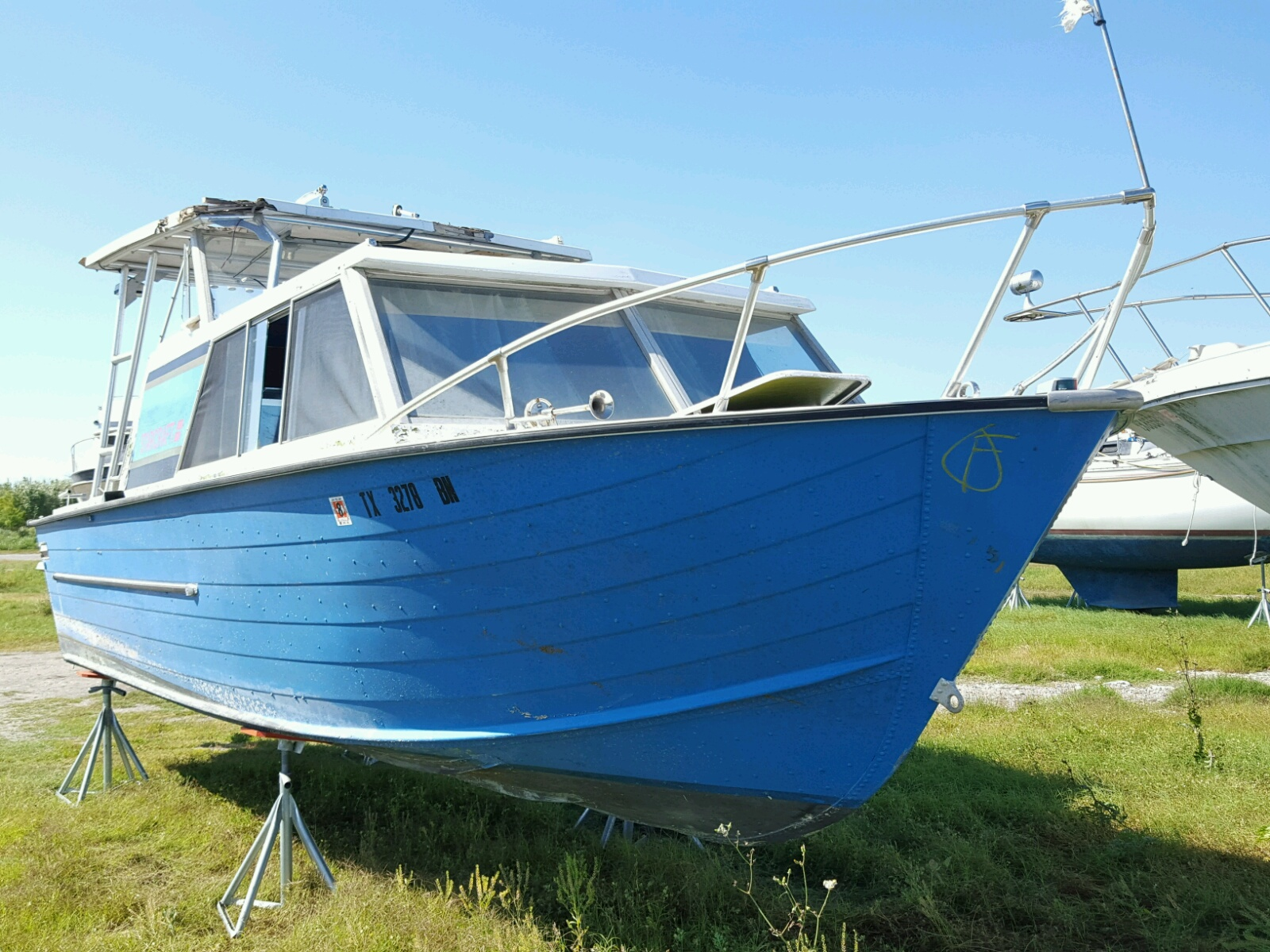 Salvage 1973 Star CHIEFTAIN for sale