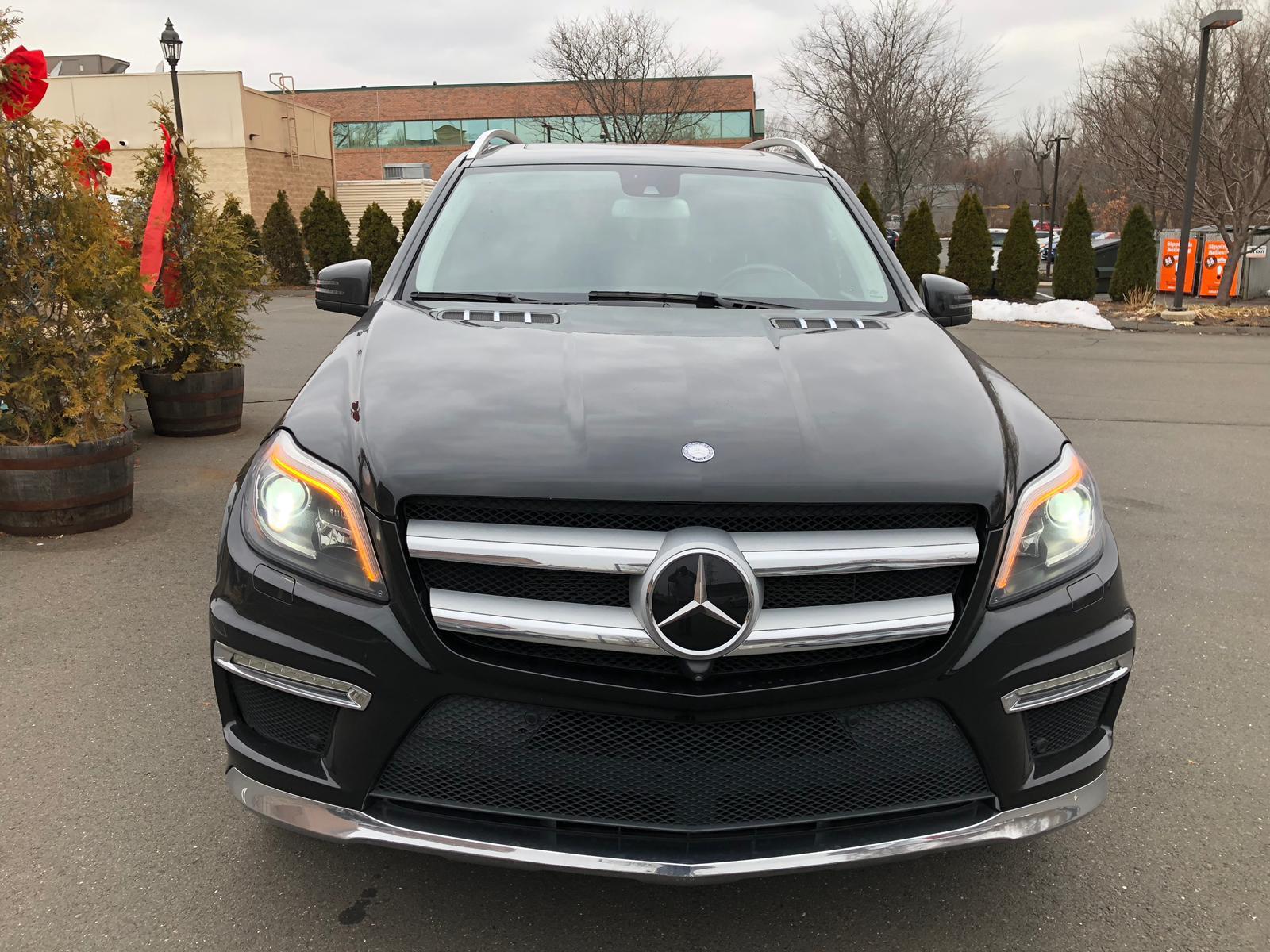 2015 Mercedes-Benz Gl 550 4Ma 4.6L 8 in CT - Hartford ...