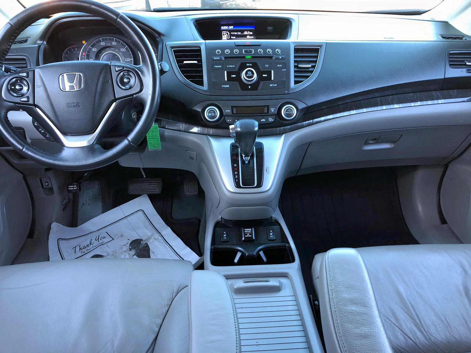 2HKRM4H73CH626699 - 2012 Honda Cr-V Exl 2.4L
