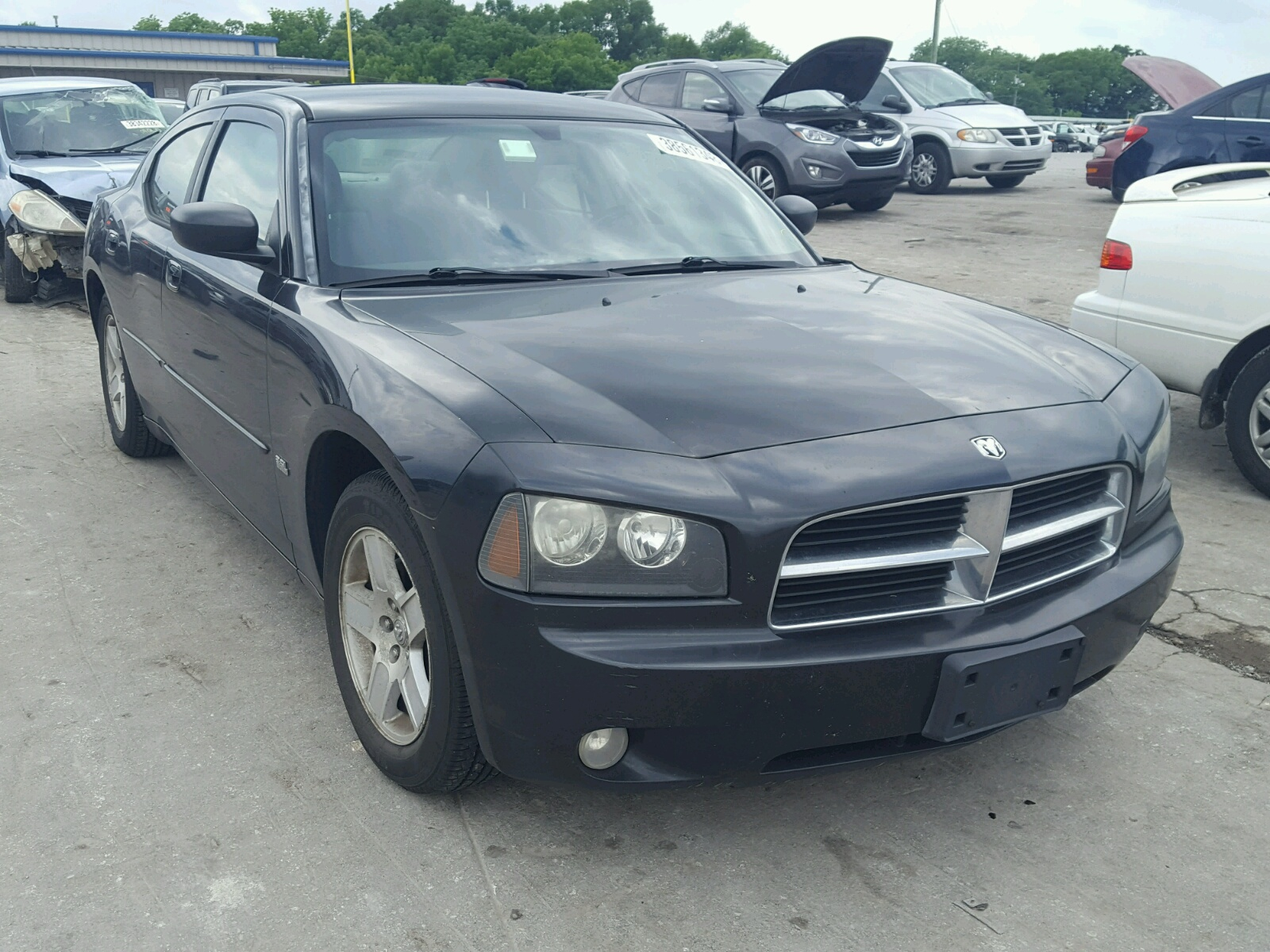 2007 Dodge Charger SE for sale at Copart Lebanon TN Lot