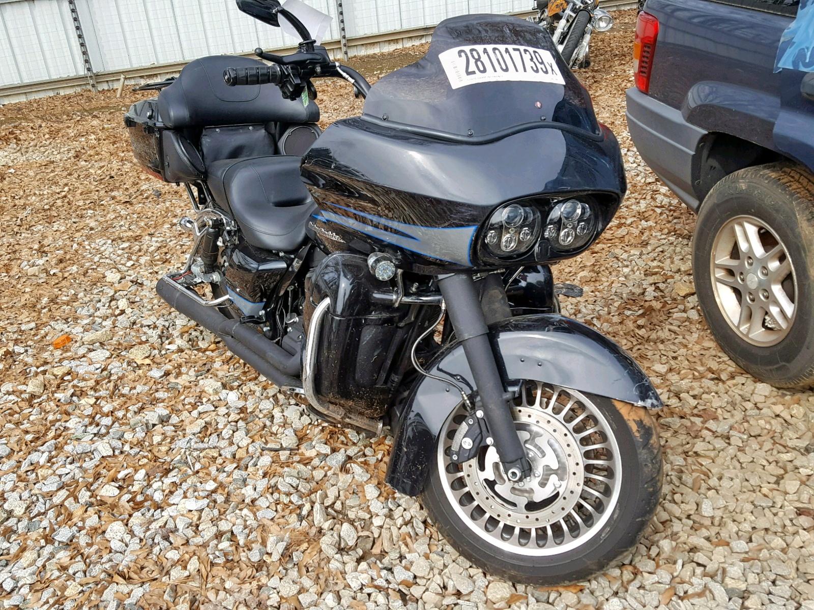 Salvage 2013 Harley-Davidson FLTRU ROAD for sale