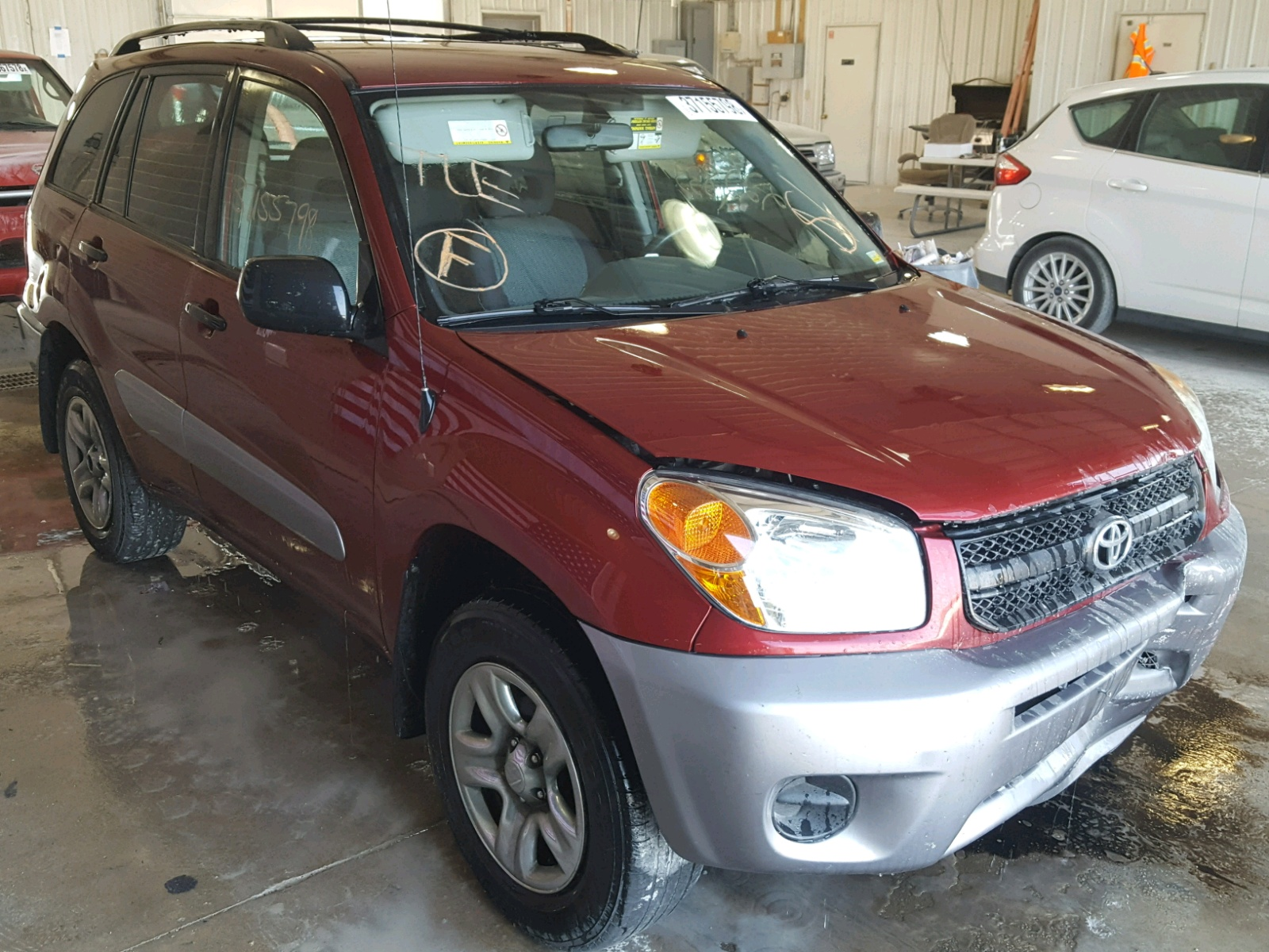 2005 Toyota Rav4 for sale at Copart Columbia MO Lot