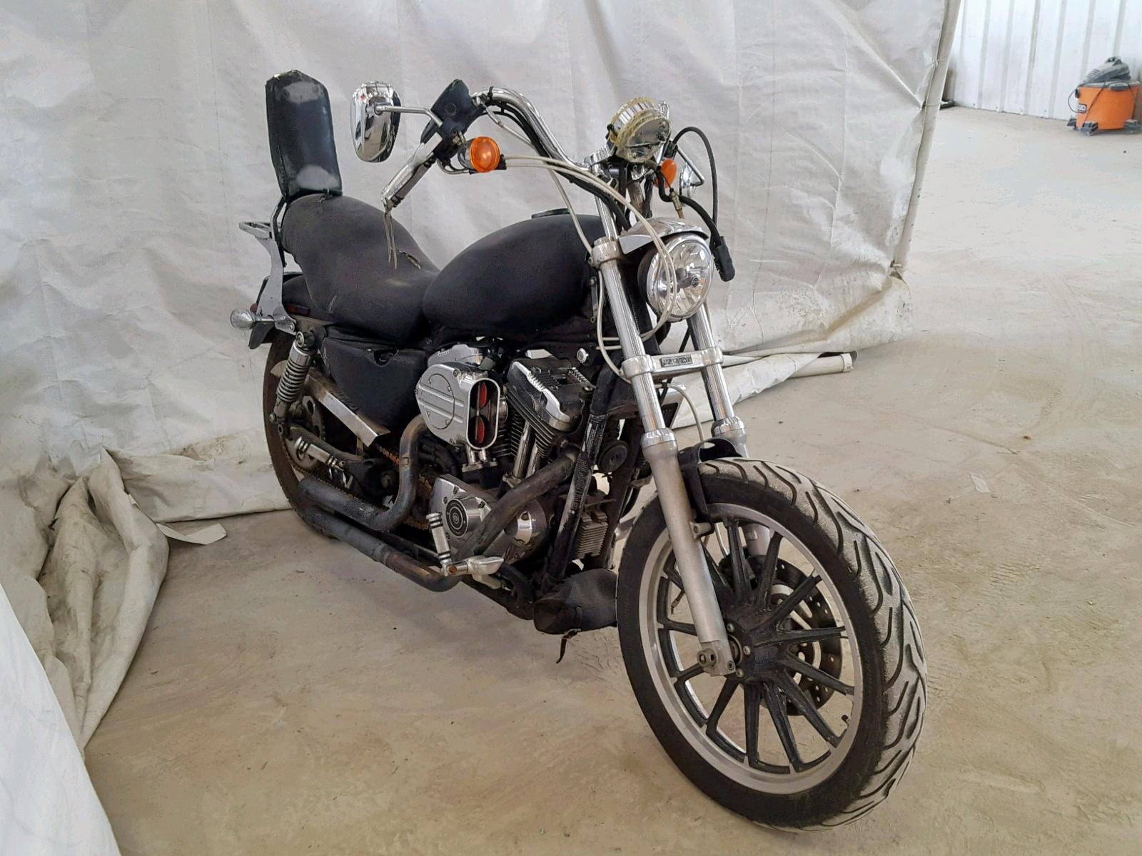 Salvage 2008 Harley-Davidson XL1200 L for sale