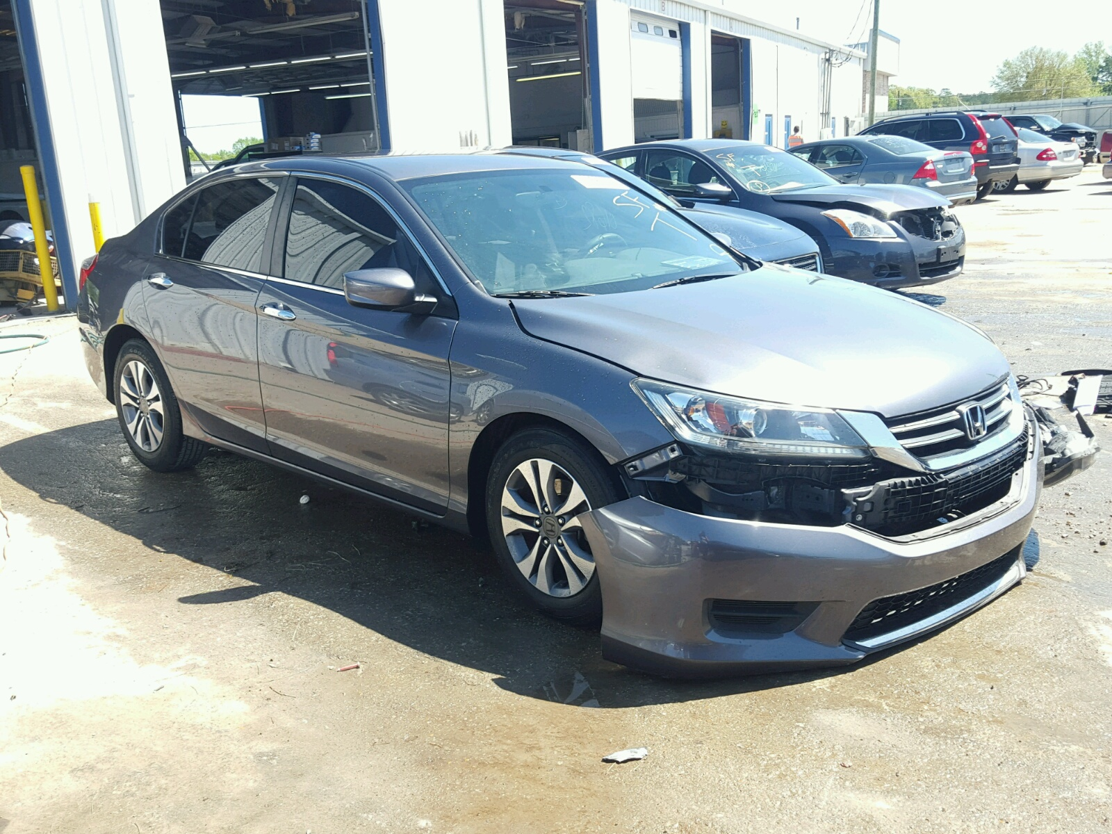 2013 Honda Accord LX for sale at Copart Montgomery AL Lot