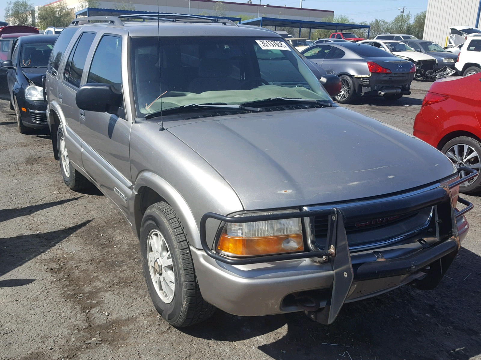 1999 GMC Jimmy for sale at Copart Las Vegas NV Lot