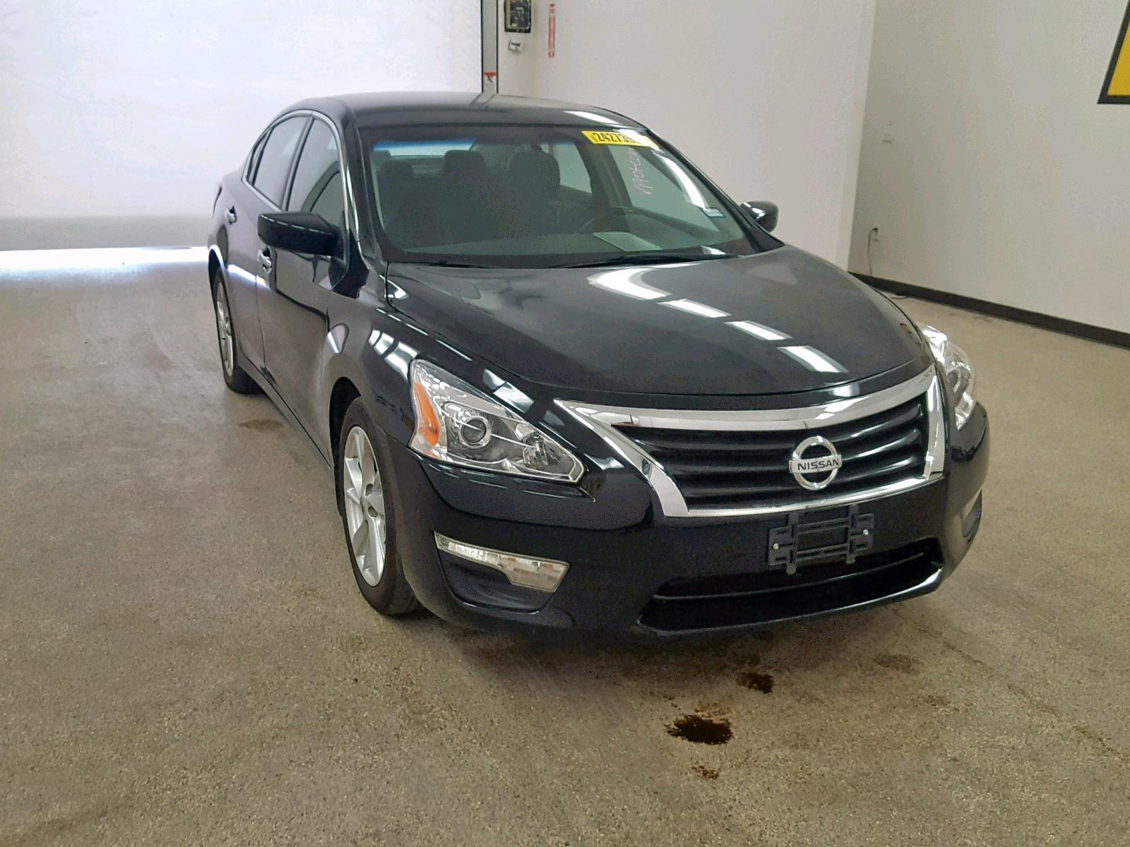 1N4AL3AP7DC286142 - 2013 Nissan Altima 2.5 2.5L Left View
