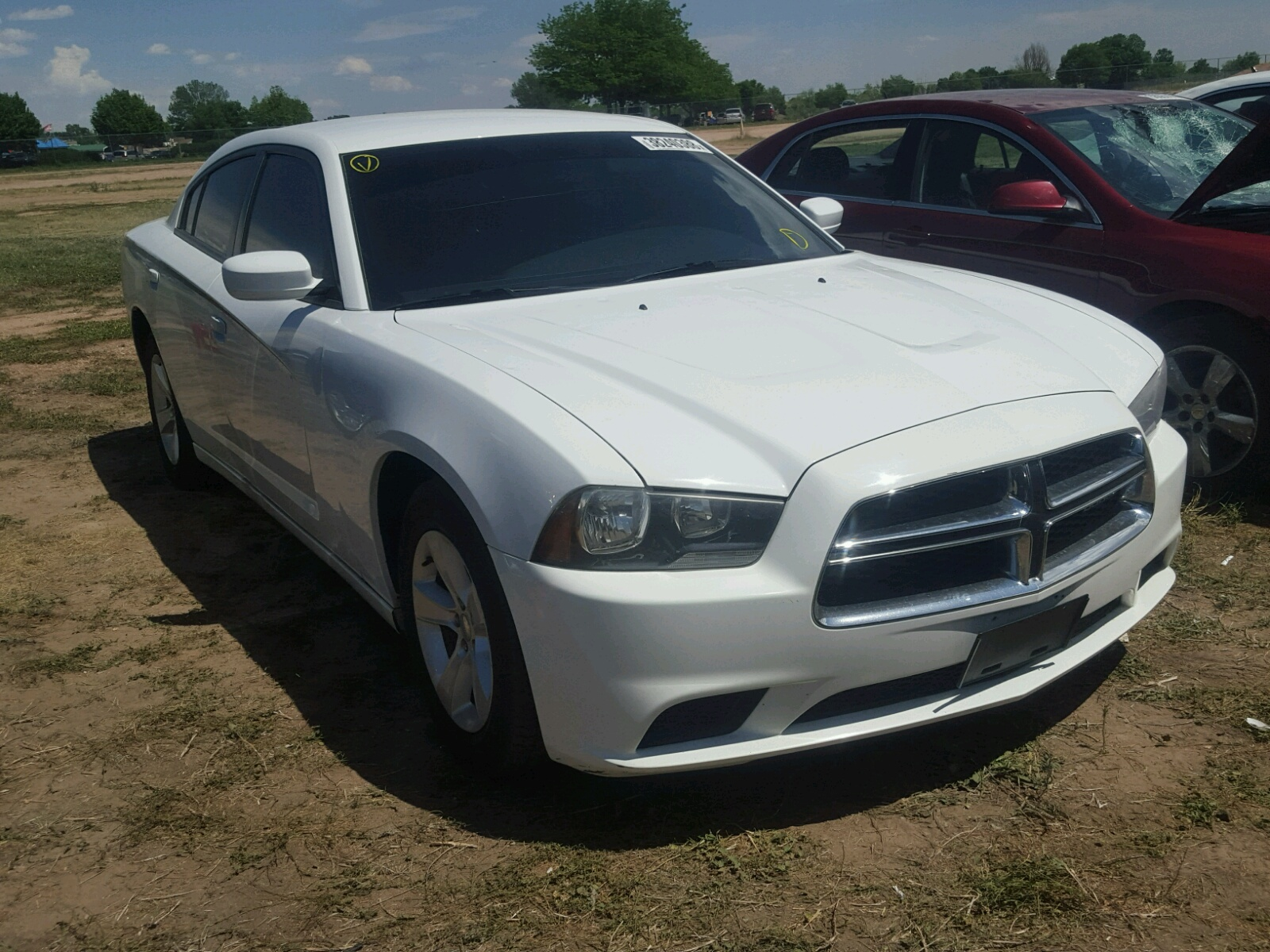 2011 Dodge Charger for sale at Copart Colorado Springs CO Lot