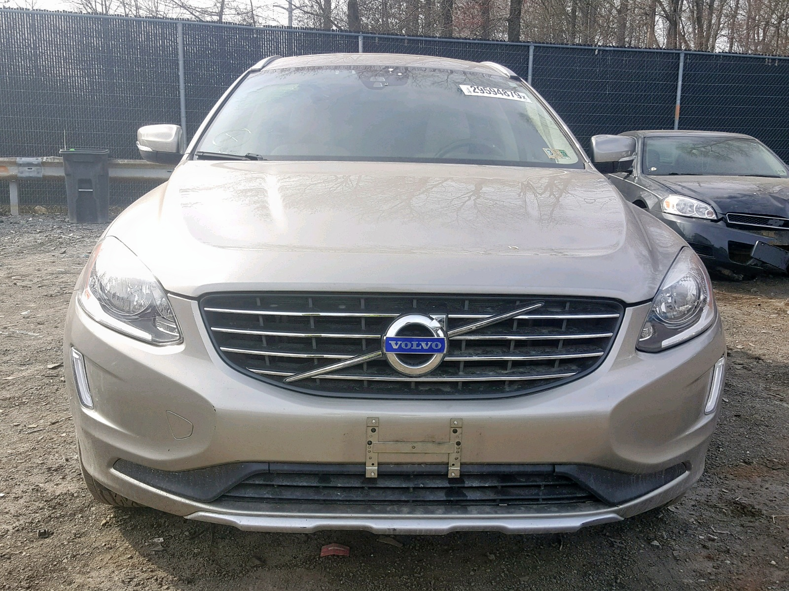 YV440MDB6F2578442 - 2015 Volvo Xc60 T5 2.0L engine view