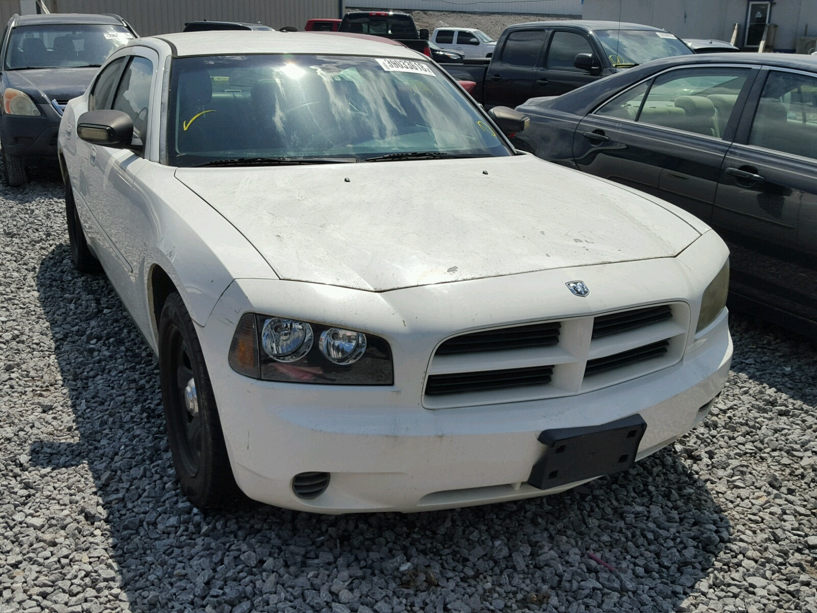 2007 Dodge Charger SE for sale at Copart Hueytown AL Lot
