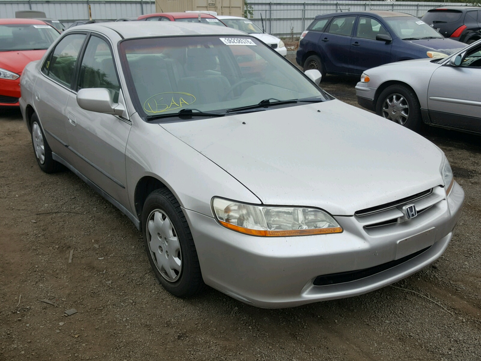 1999 Honda Accord LX for sale at Copart San Diego CA Lot