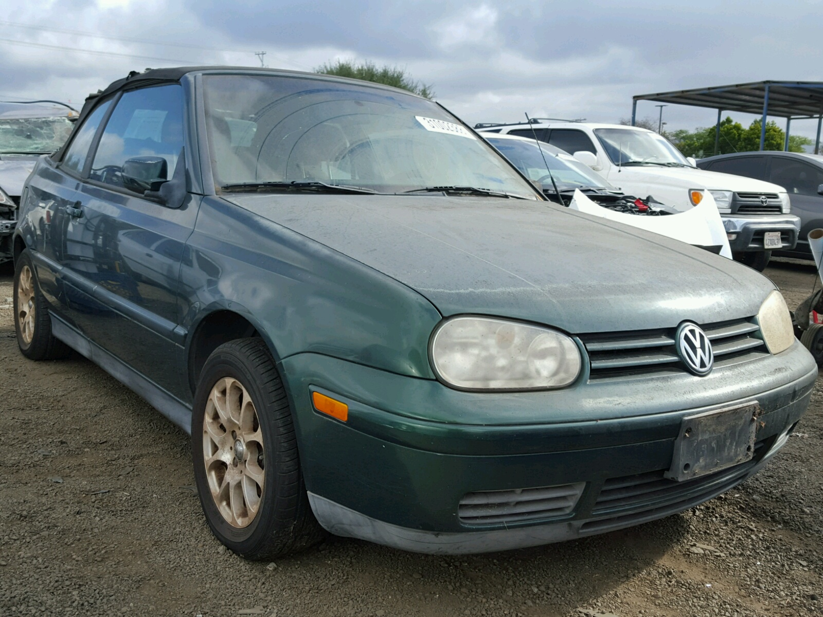 auctions auto view sale s salvage lot volkswagen ca certificate carfinder diego blue san online in en copart passat left on