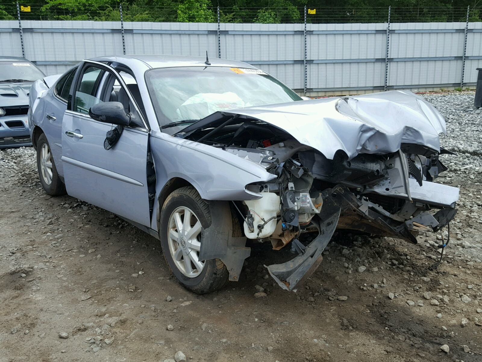 Salvage 2005 Buick LACROSSE C for sale