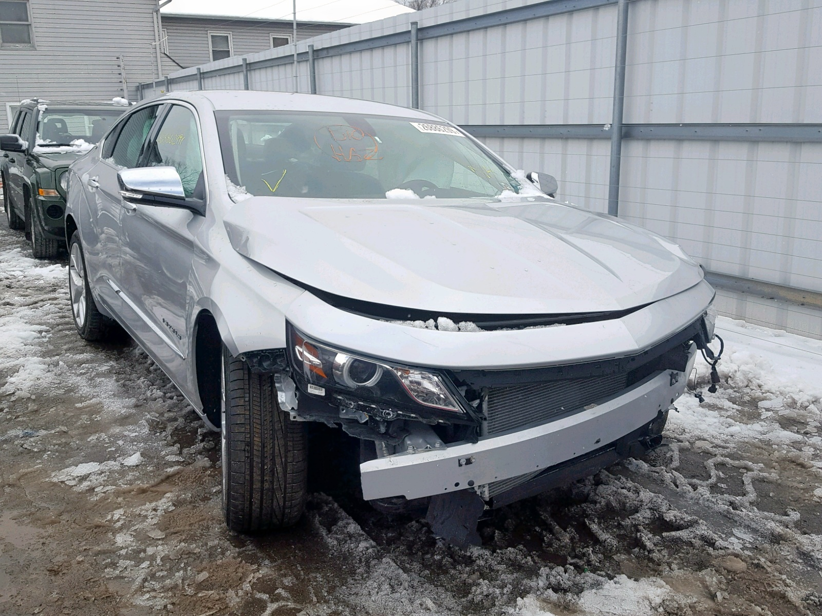 2018 Chevrolet Impala Pre 3 6l 6 In Pa York Haven