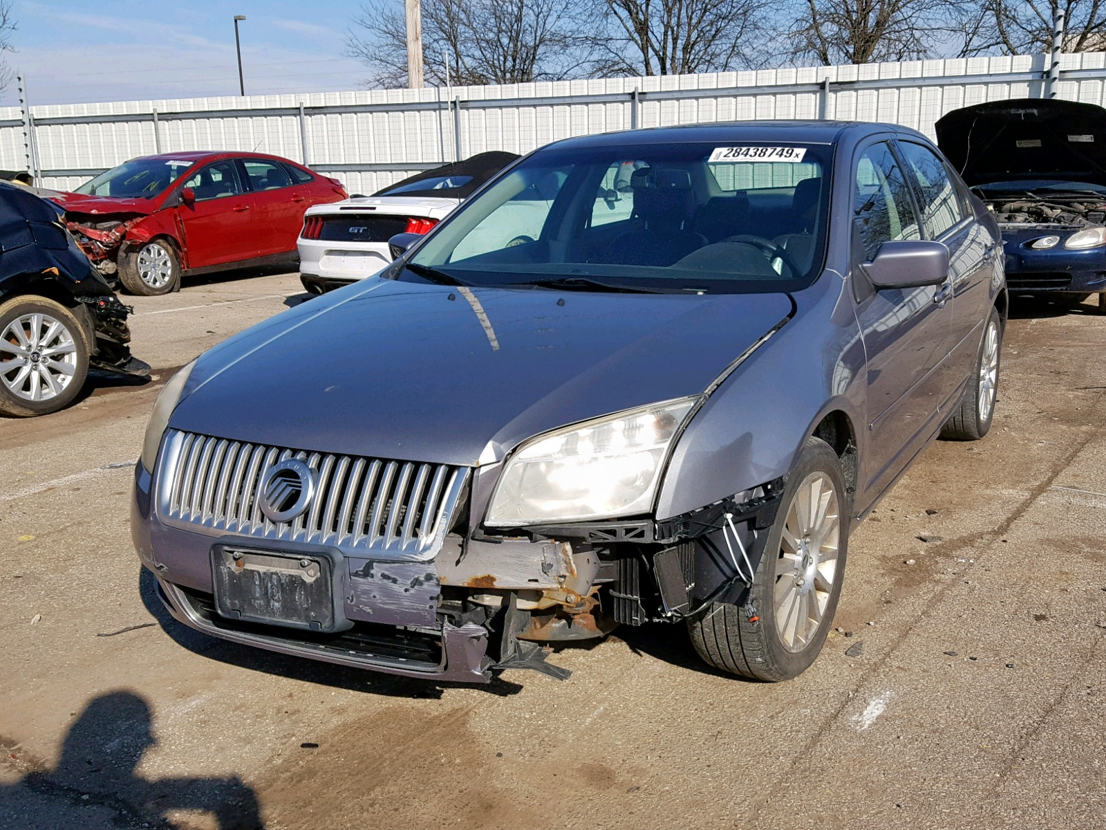 2006 MERCURY MILAN PREMIER for Sale | OH - DAYTON | Wed ...