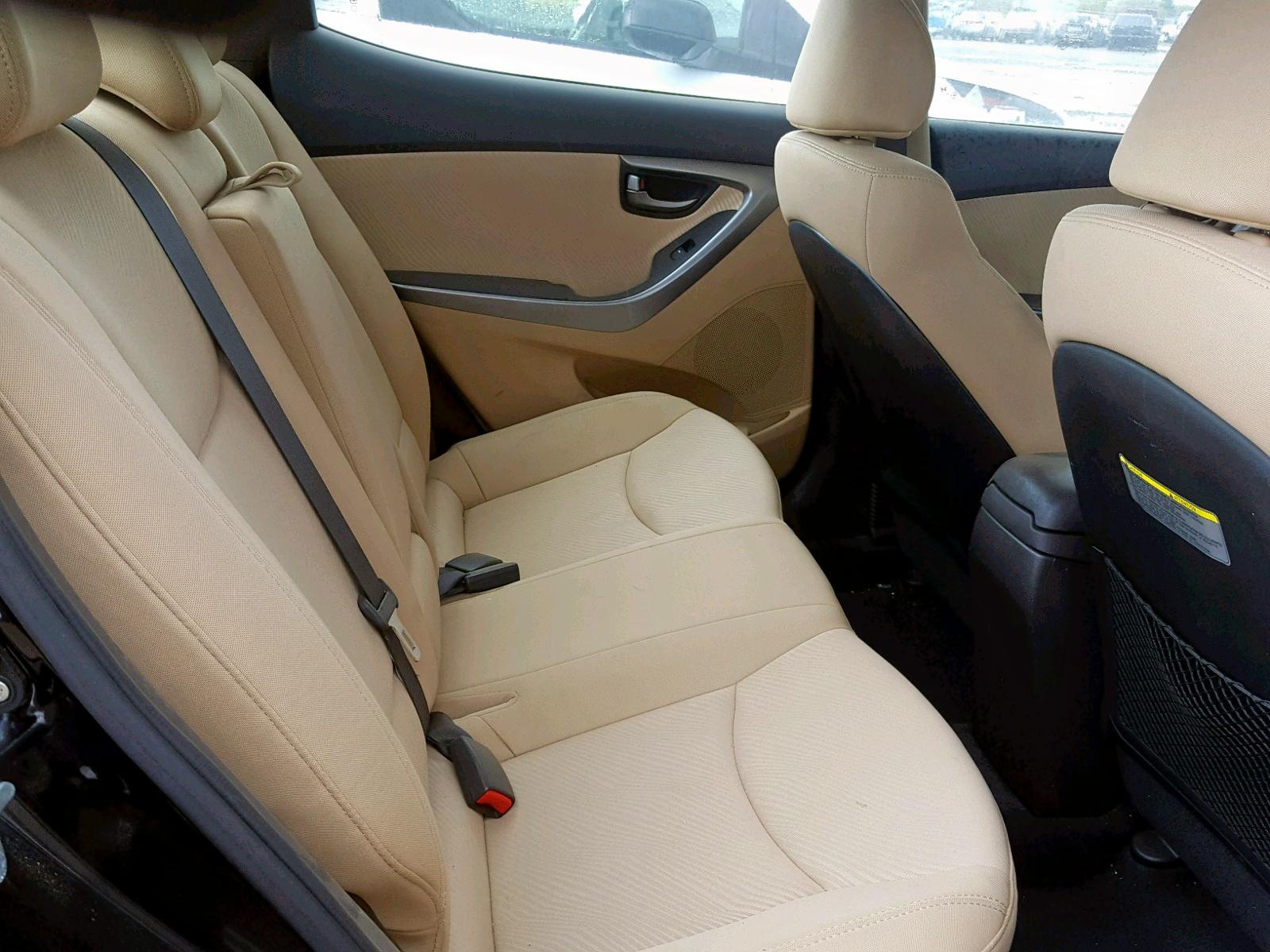 KMHDH4AE2DU527902 - 2013 Hyundai Elantra Gl 1.8L detail view
