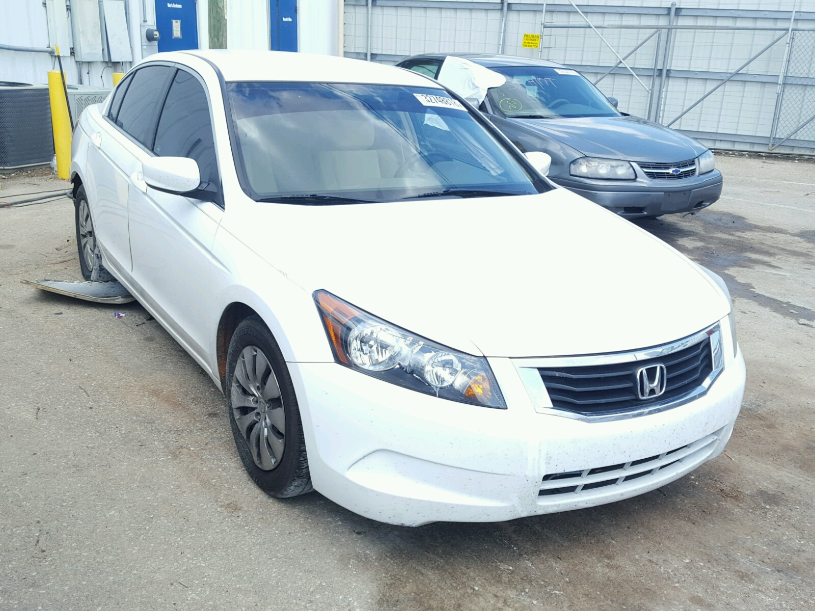 2009 Honda Accord LX for sale at Copart Montgomery AL Lot