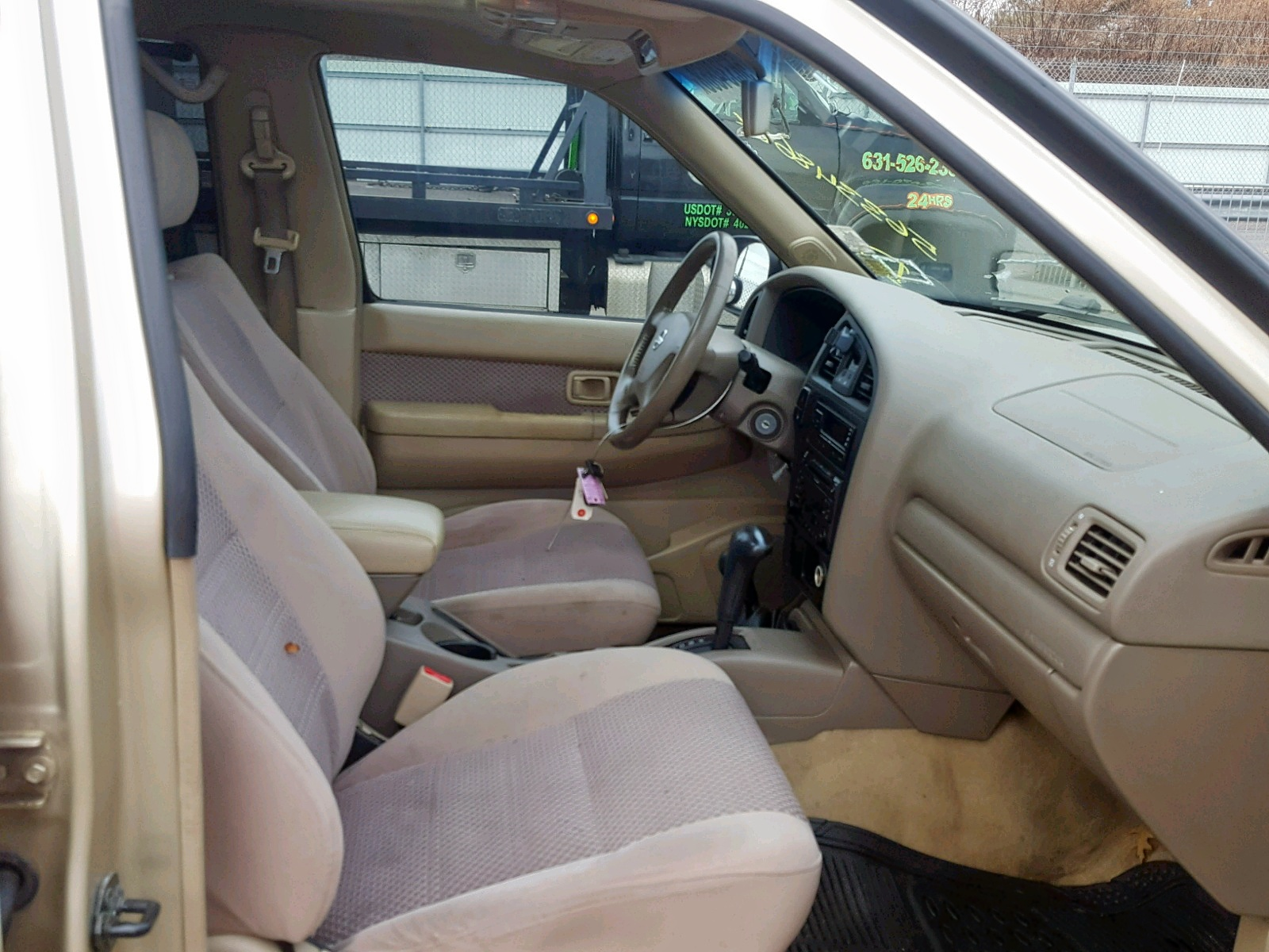 2002 Nissan Pathfinder 3 5L 6 in NY - Long Island