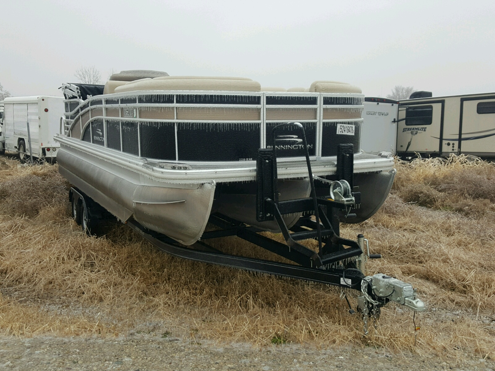 2011 Bennche Boat For Sale At Copart Houston Tx Lot 46760237
