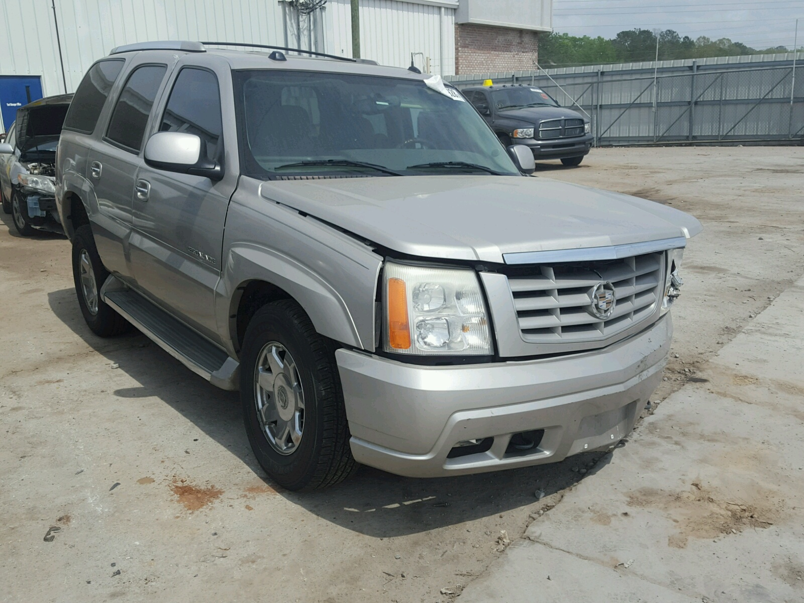 in auto left copart of miami l certificate view auctions fl on sale north escalade online white for carfinder title en cadillac lot