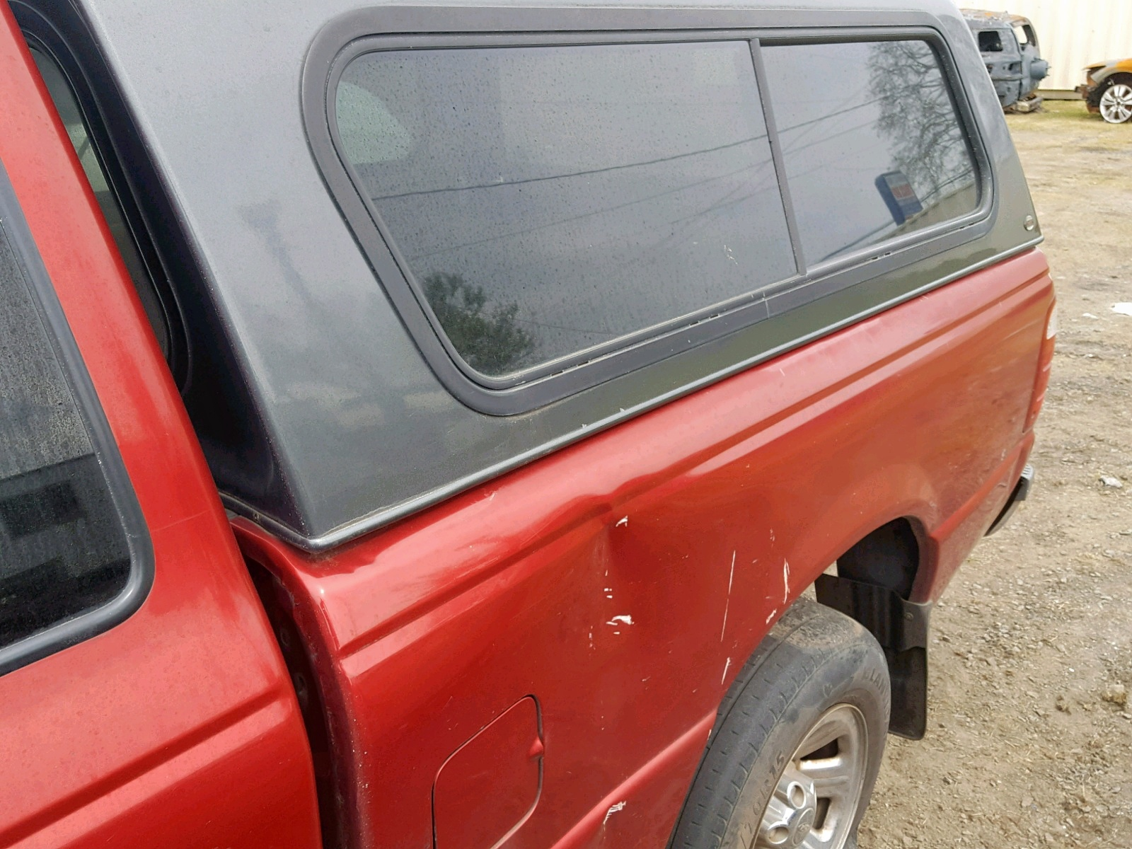 2001 Ford Ranger Sup 3 0l 6 In Ca Antelope