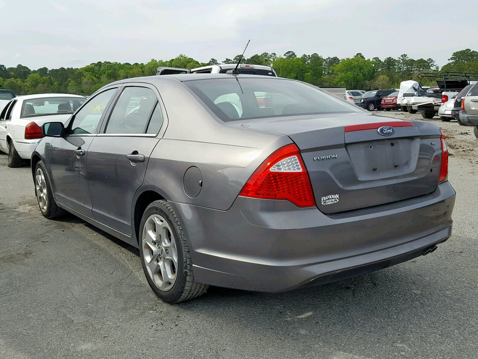 2010 Ford Fusion Se 2.5L 4 in GA - Savannah ...