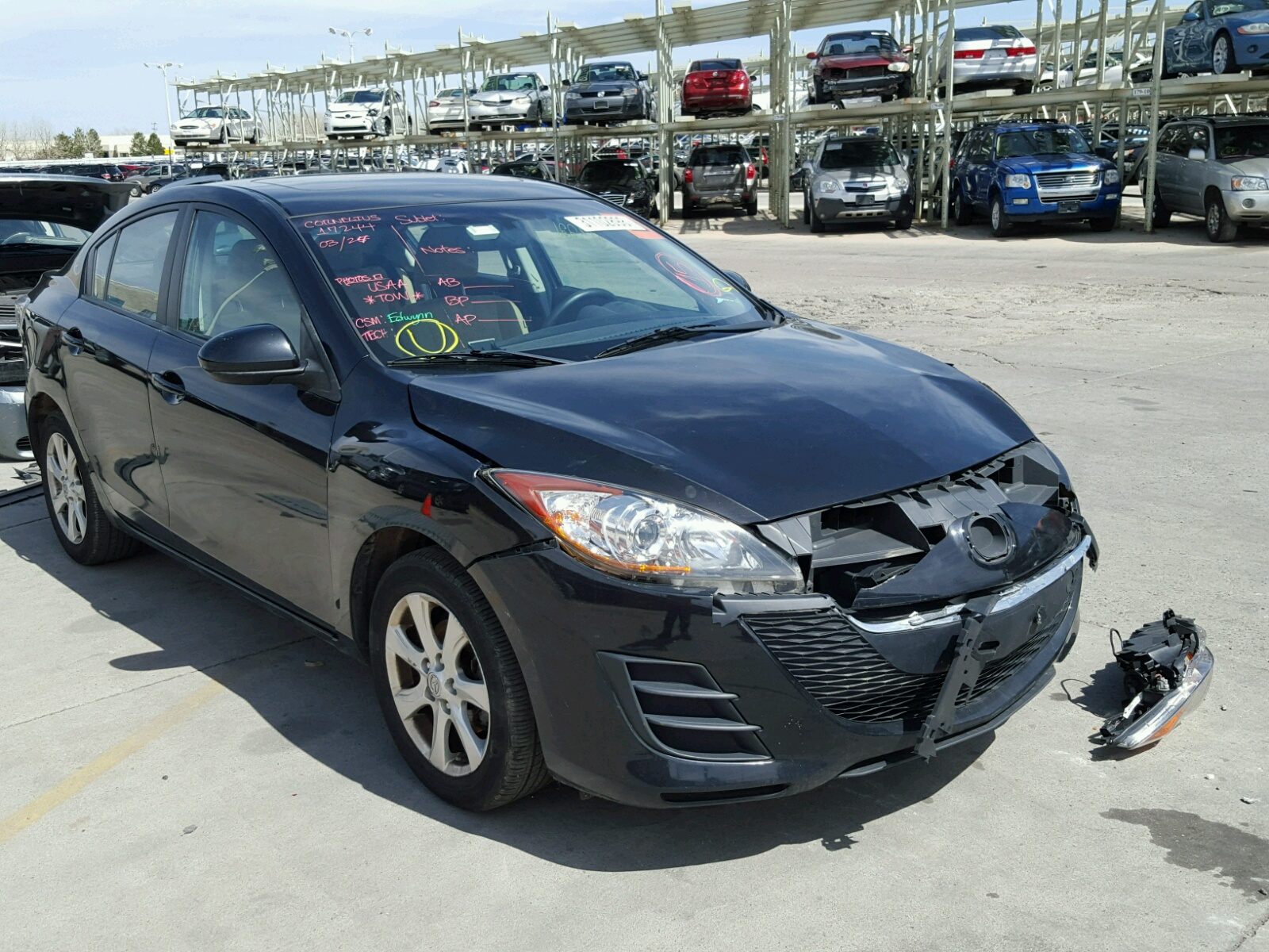 Auto Auction Ended On Vin 4f4cr12a8ttm49953 1996 Mazda B2300 In Tn Knoxville