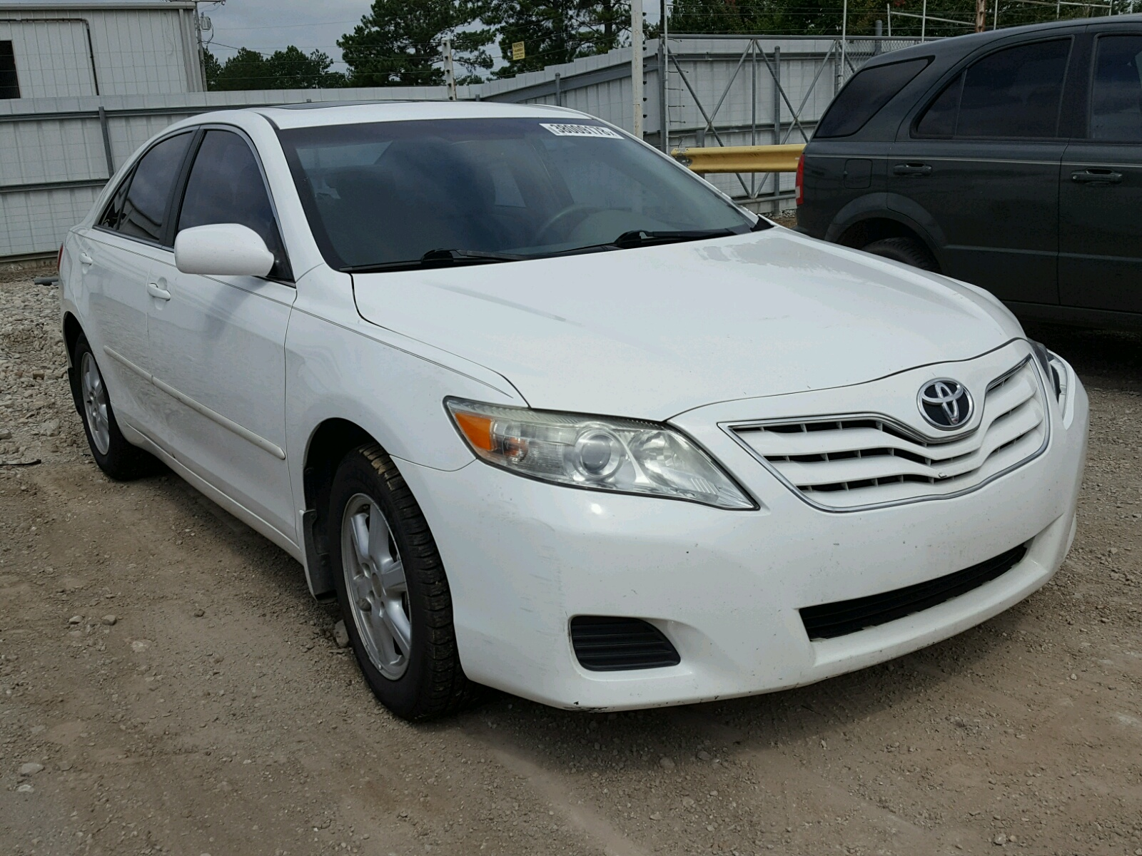 2010 Toyota Camry Base for sale at Copart Florence MS Lot
