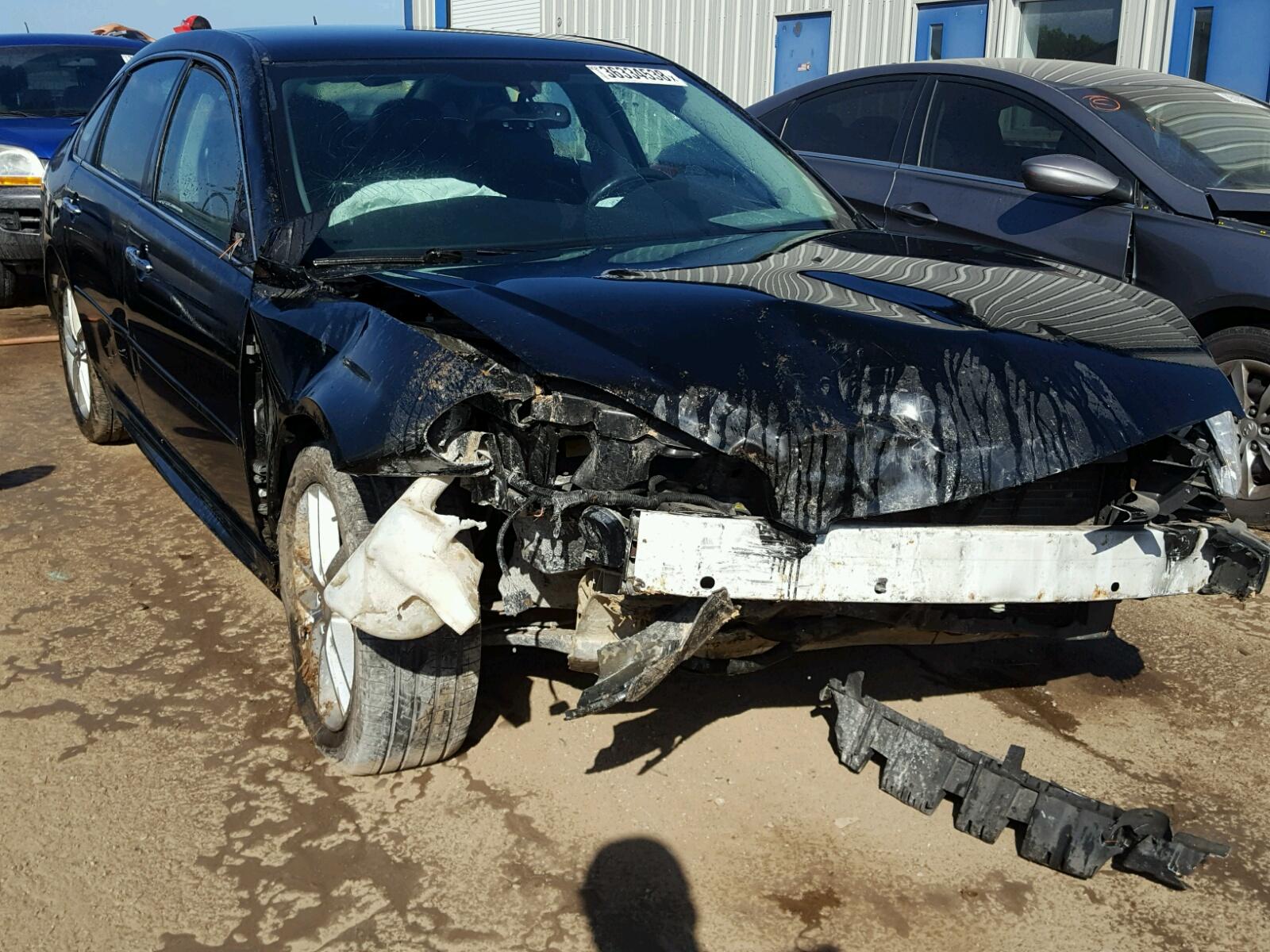 2011 Chevrolet Impala LTZ for sale at Copart Louisville KY Lot