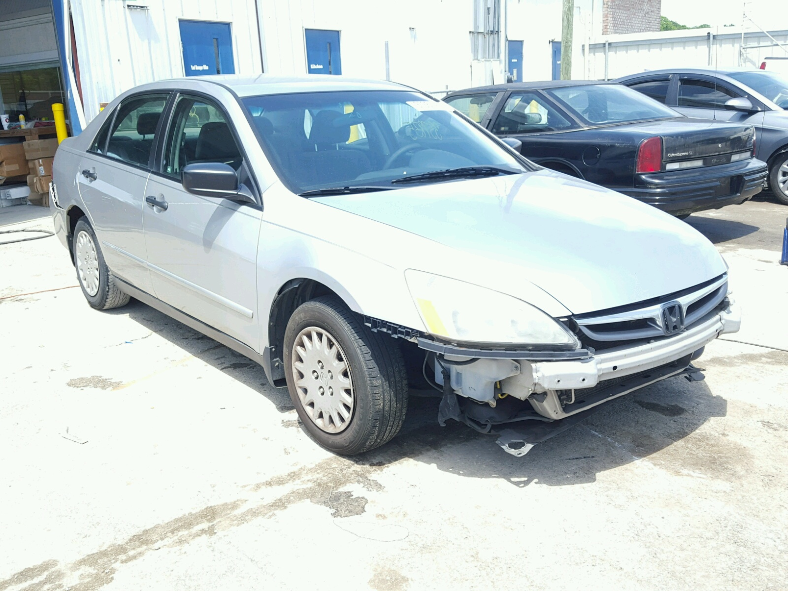 2007 Honda Accord VAL for sale at Copart Montgomery AL Lot