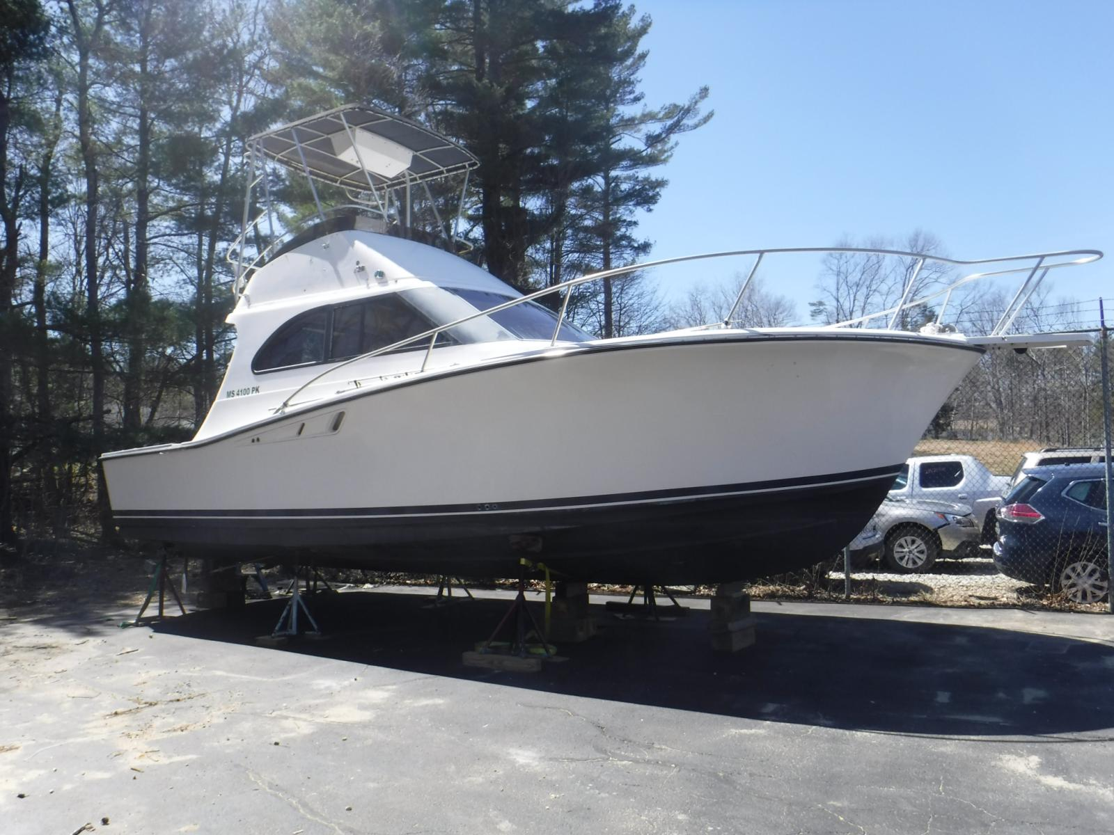 Salvage 1989 Luhr 320 TOURING for sale
