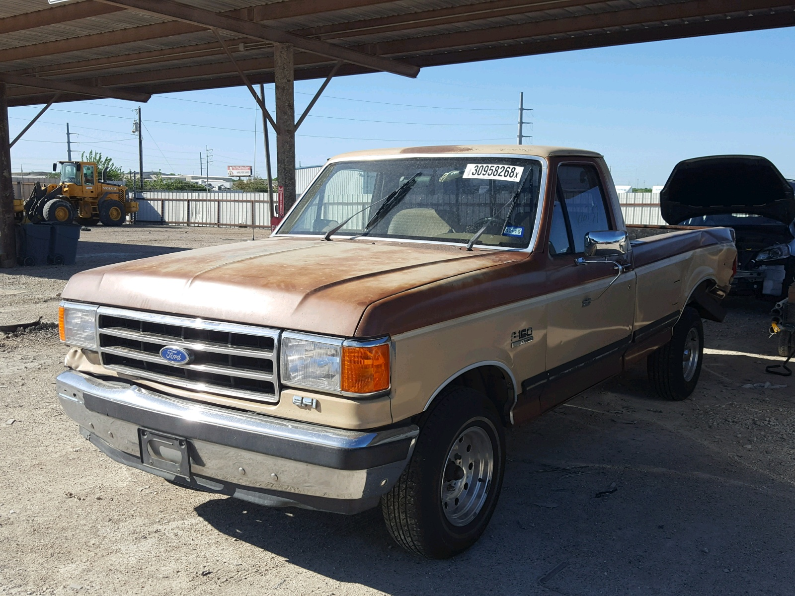 1989 ford f150 1 1989 ford f150 2