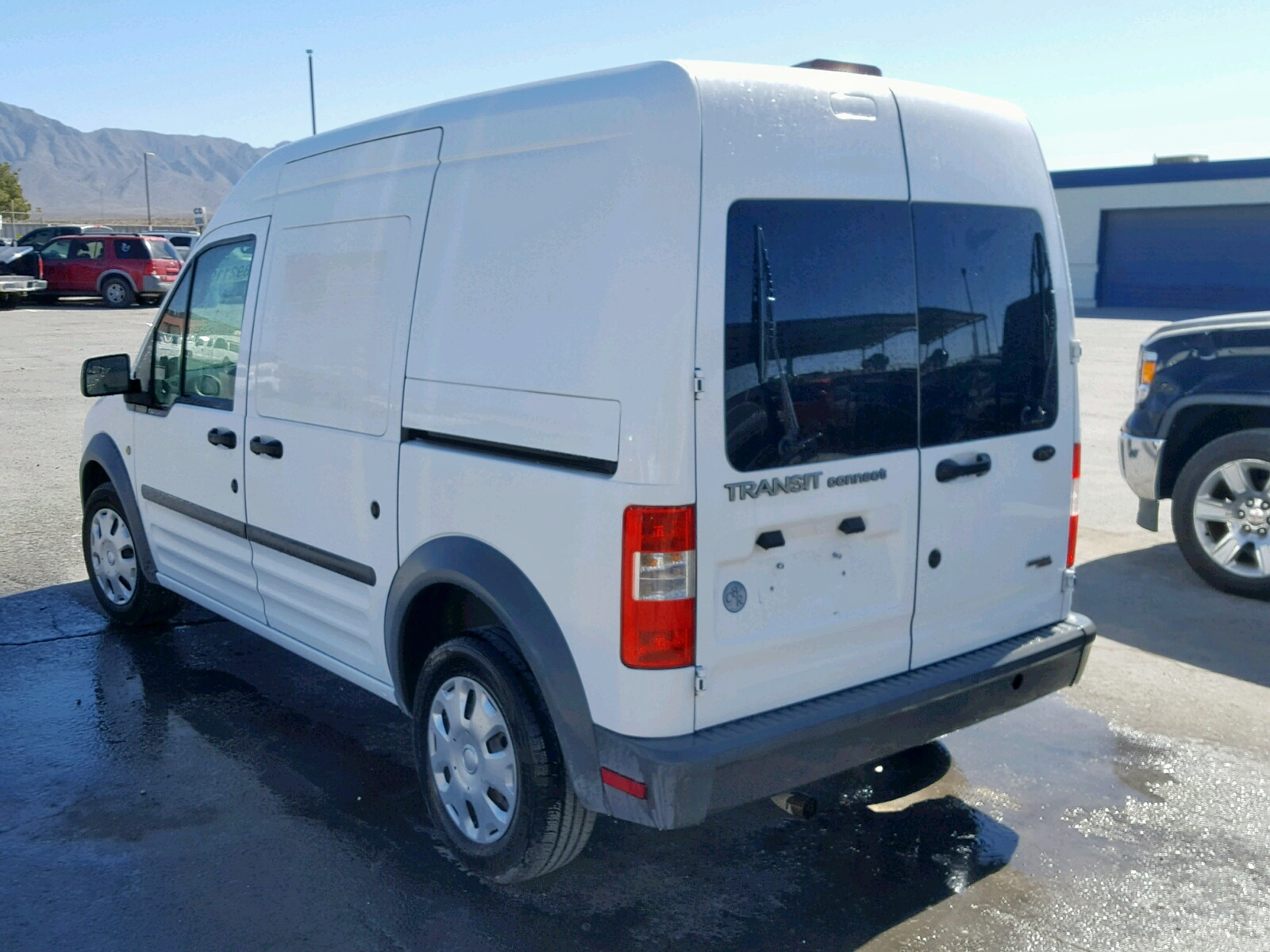 NM0LS7CN6CT096661 - 2012 Ford Transit Co 2.0L [Angle] View