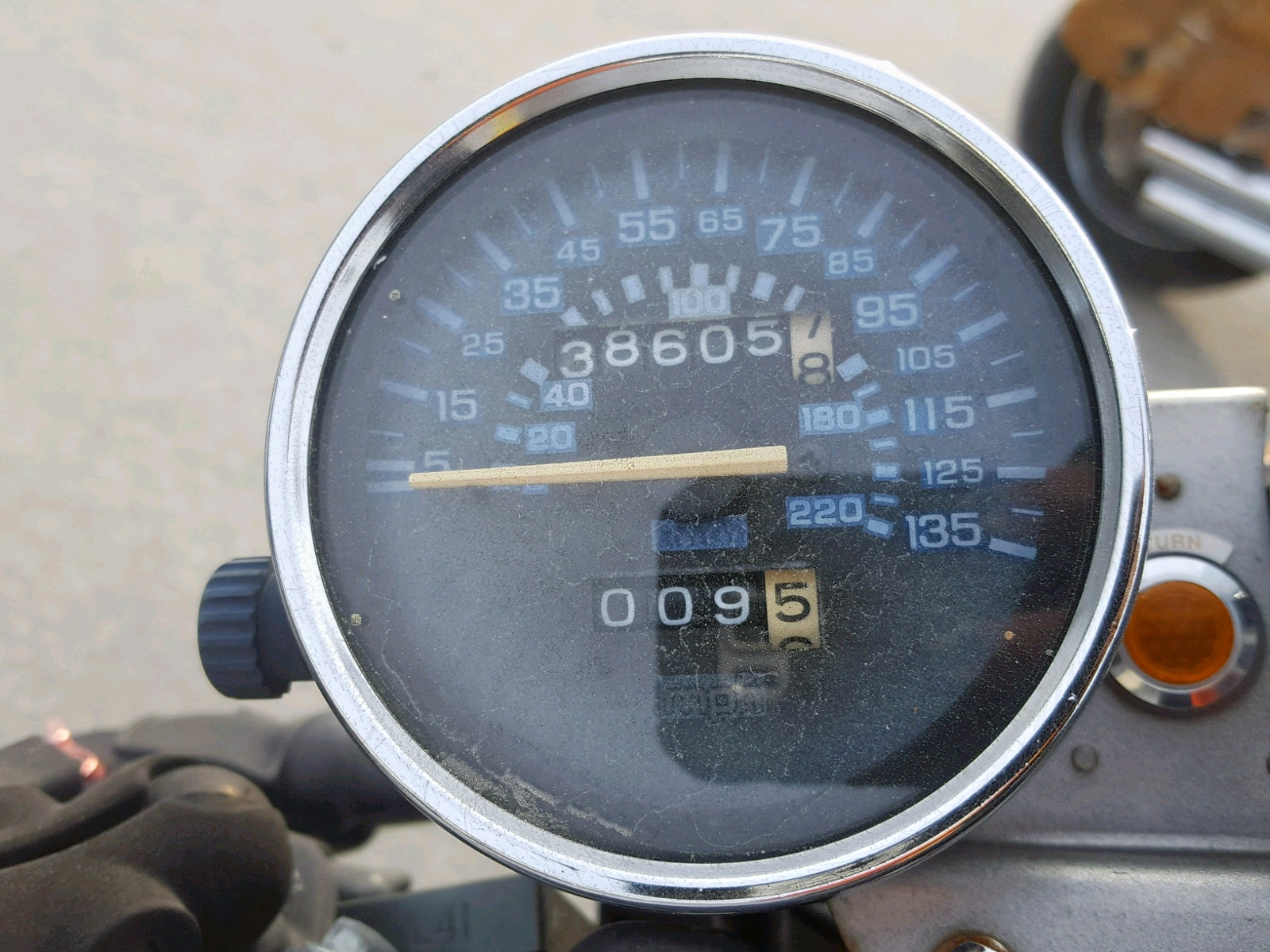 1992 Honda Cb750 in NC - Raleigh (JM2RC3800NM103866) for Sale