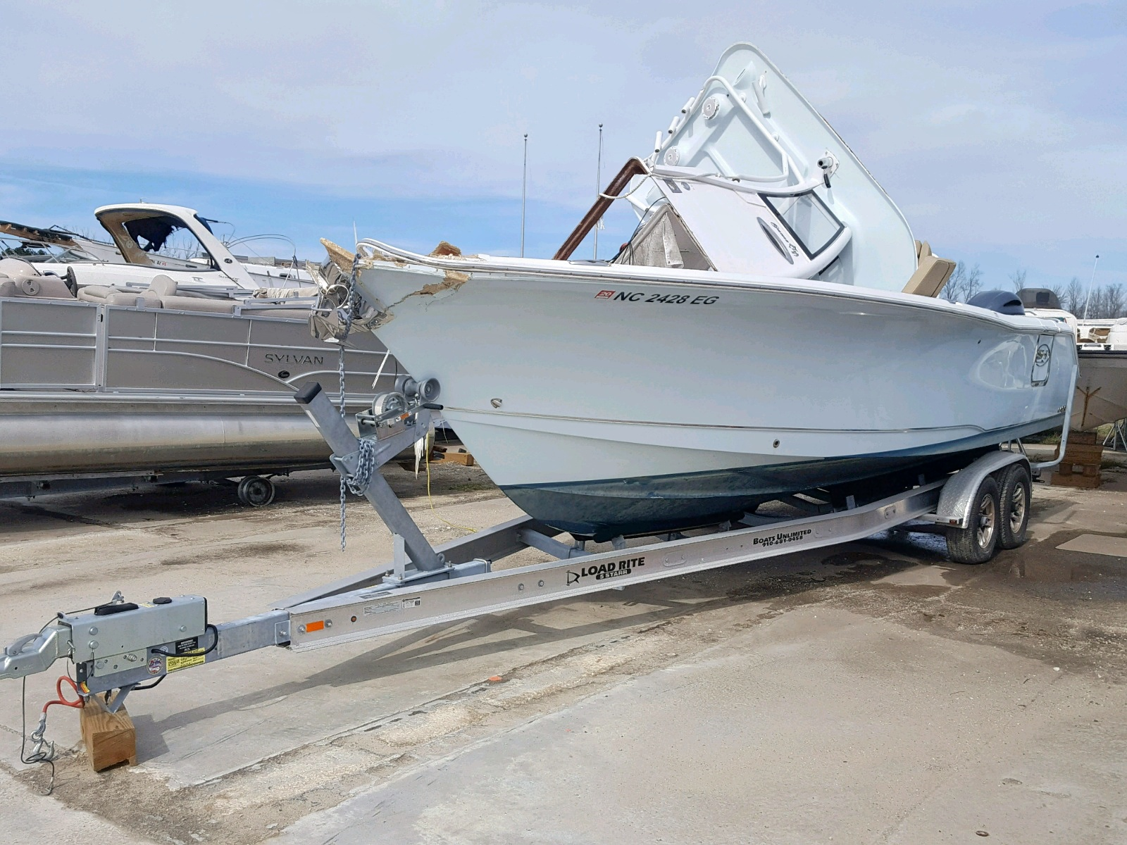 2018 Seac Boat in NC - Raleigh (SXSN0790H718) for Sale ...