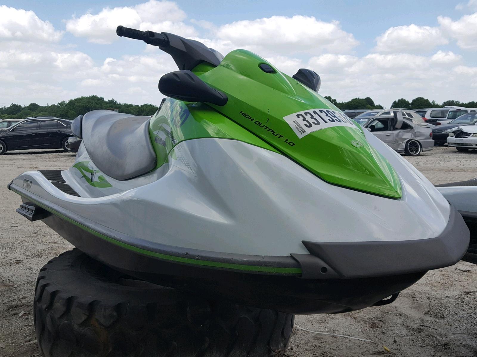 Salvage 2016 Yamaha JETSKI for sale