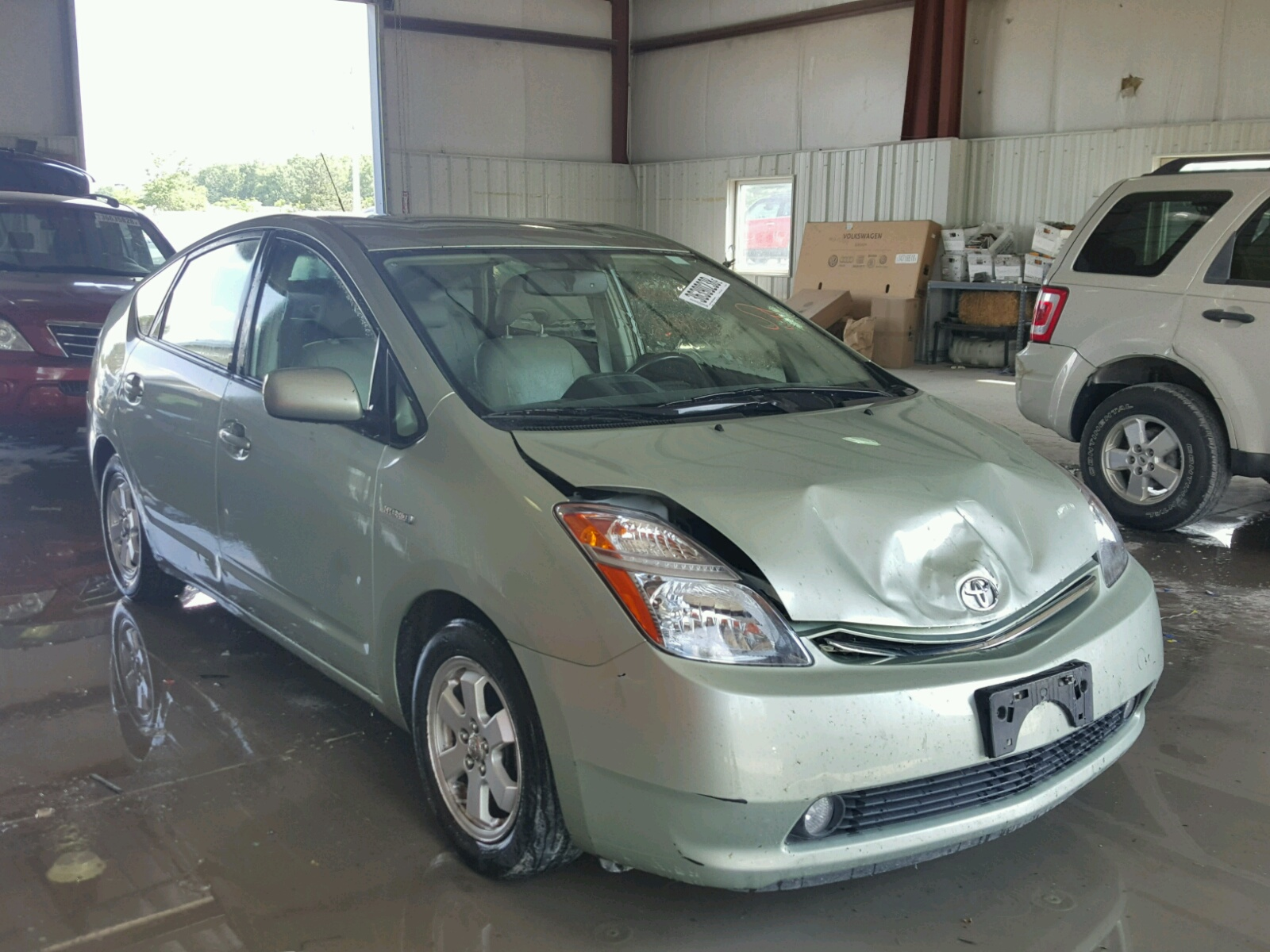 2006 Toyota Prius for sale at Copart Albany NY Lot