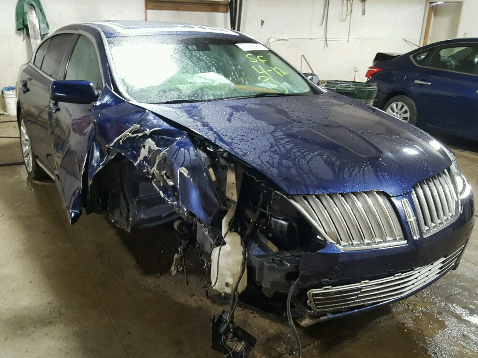 lincoln mkz mks information pictures specs