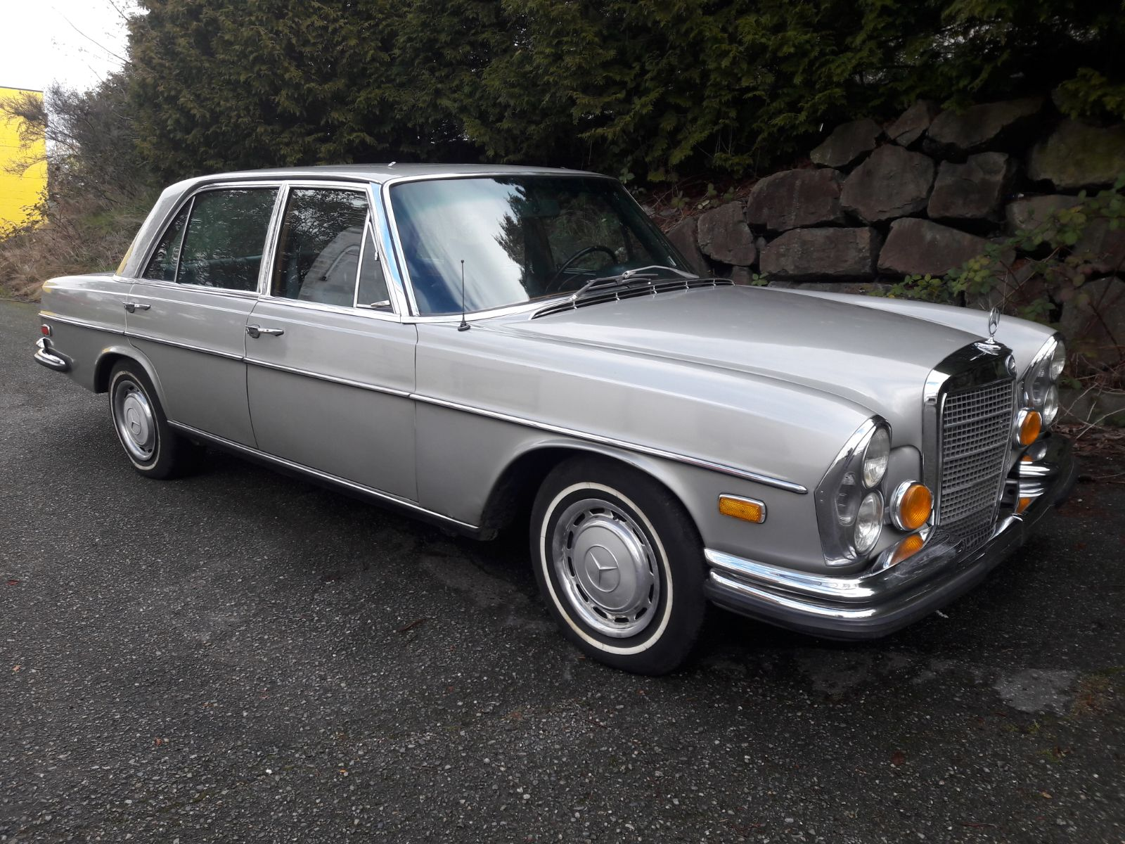 1974 mercedes benz 450sl for sale at copart houston tx for Mercedes benz in houston tx