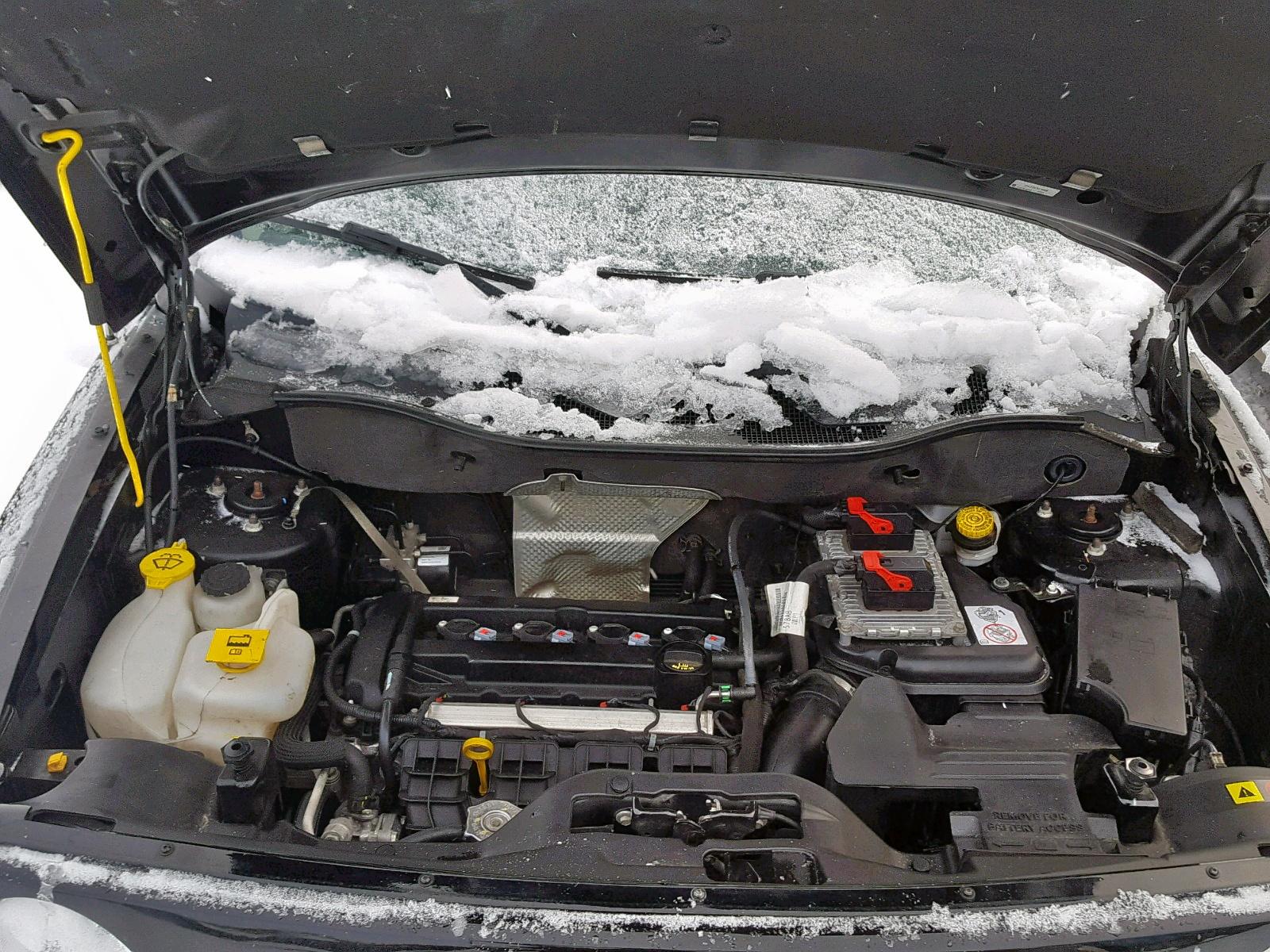 2014 Jeep Patriot Sp 2.0L inside view