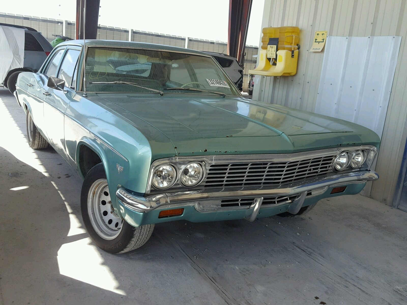 Auto Auction Ended on VIN: 156696D232090 1966 CHEVROLET CLASSIC in ...