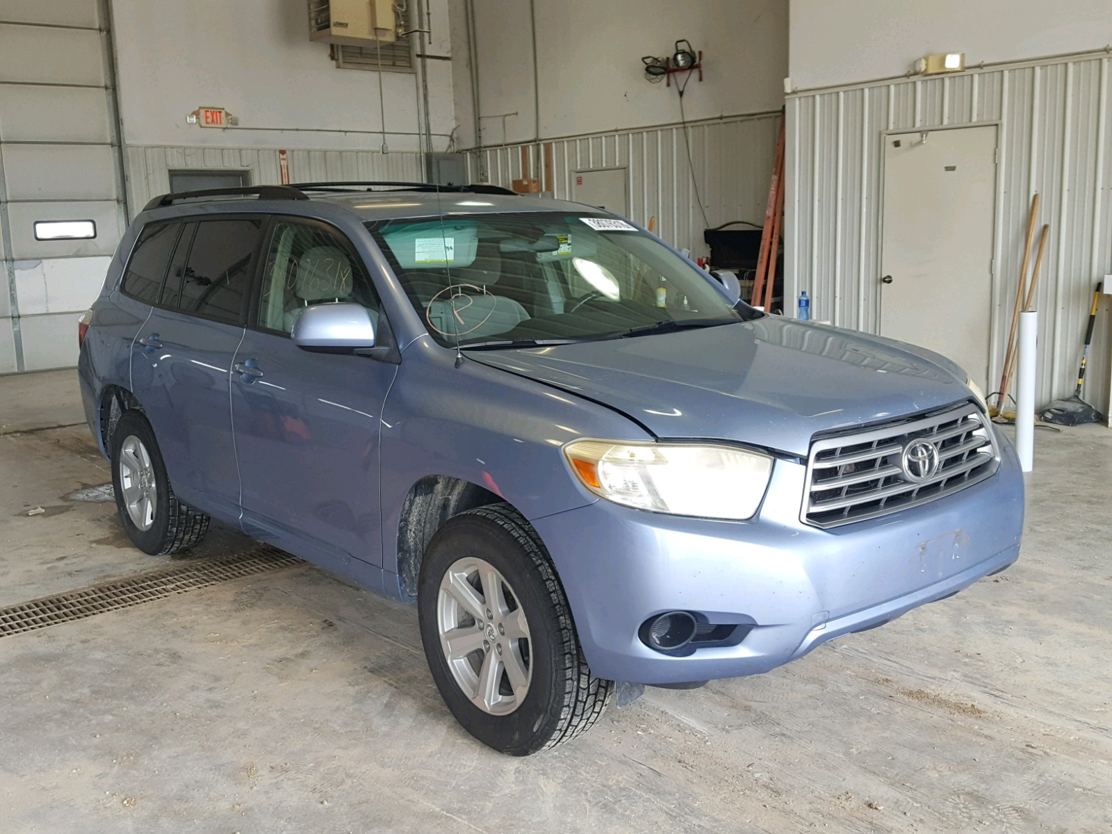 2008 Toyota Highlander for sale at Copart Columbia MO Lot