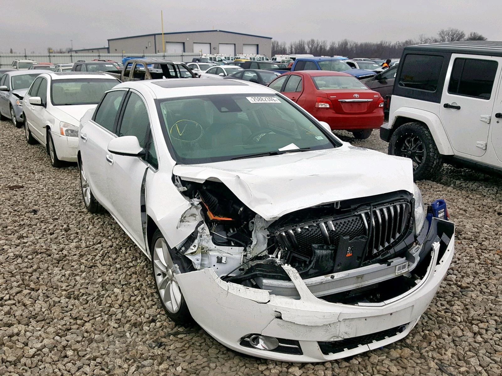 Salvage 2014 Buick VERANO CON for sale
