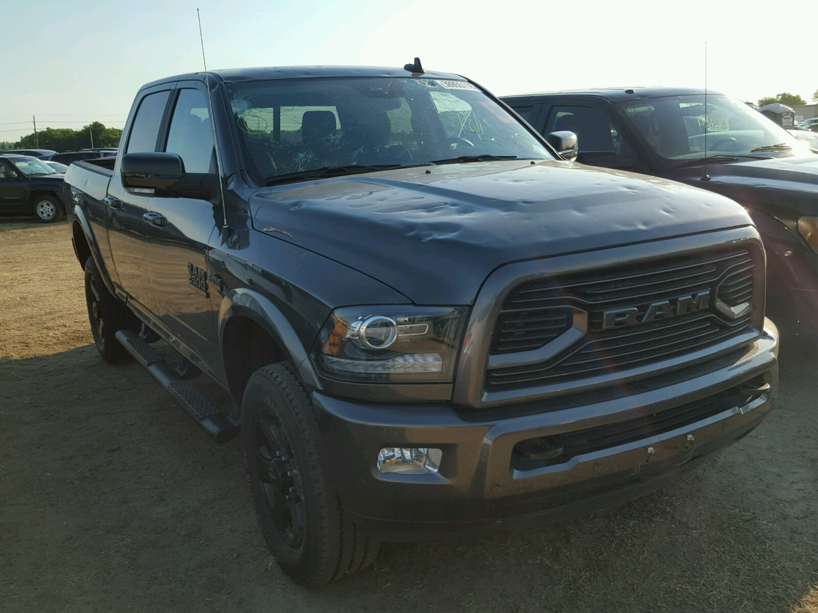 click here to view 2018 RAM 2500 LARAM at IBIDSAFELY