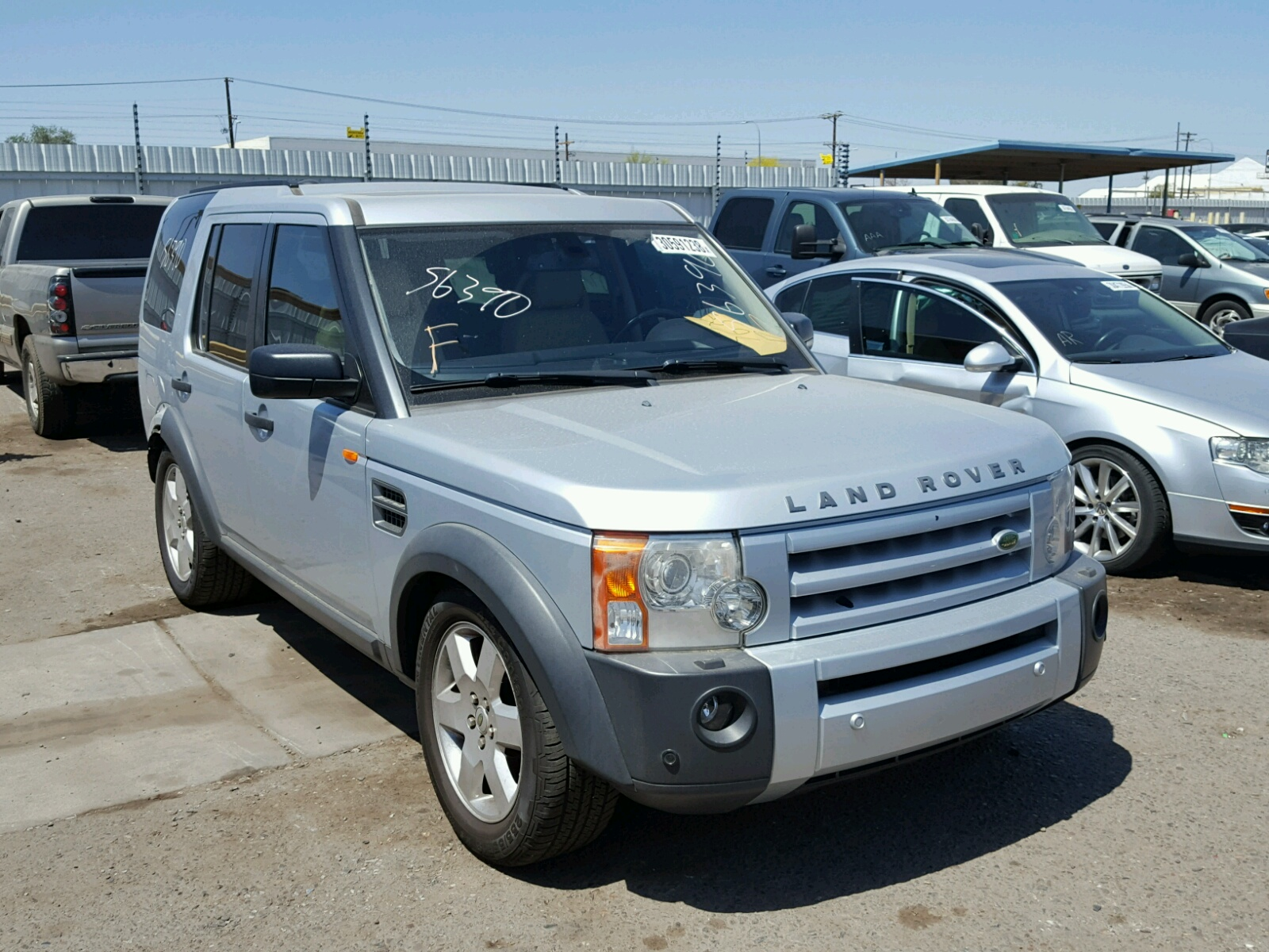 auto view lot for right north auctions rover en silver ma landrover online sale land copart of on in carfinder hse boston certificate title