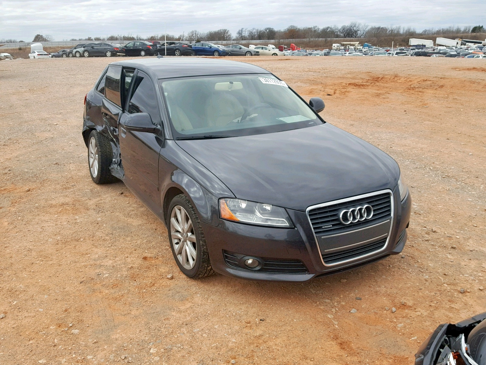 Salvage 2009 Audi A3 2.0T QU for sale