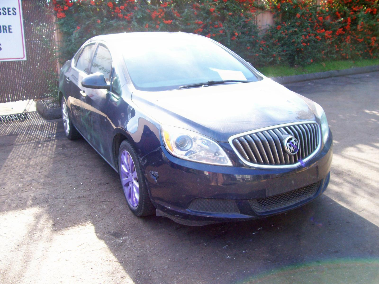Salvage 2015 Buick VERANO for sale